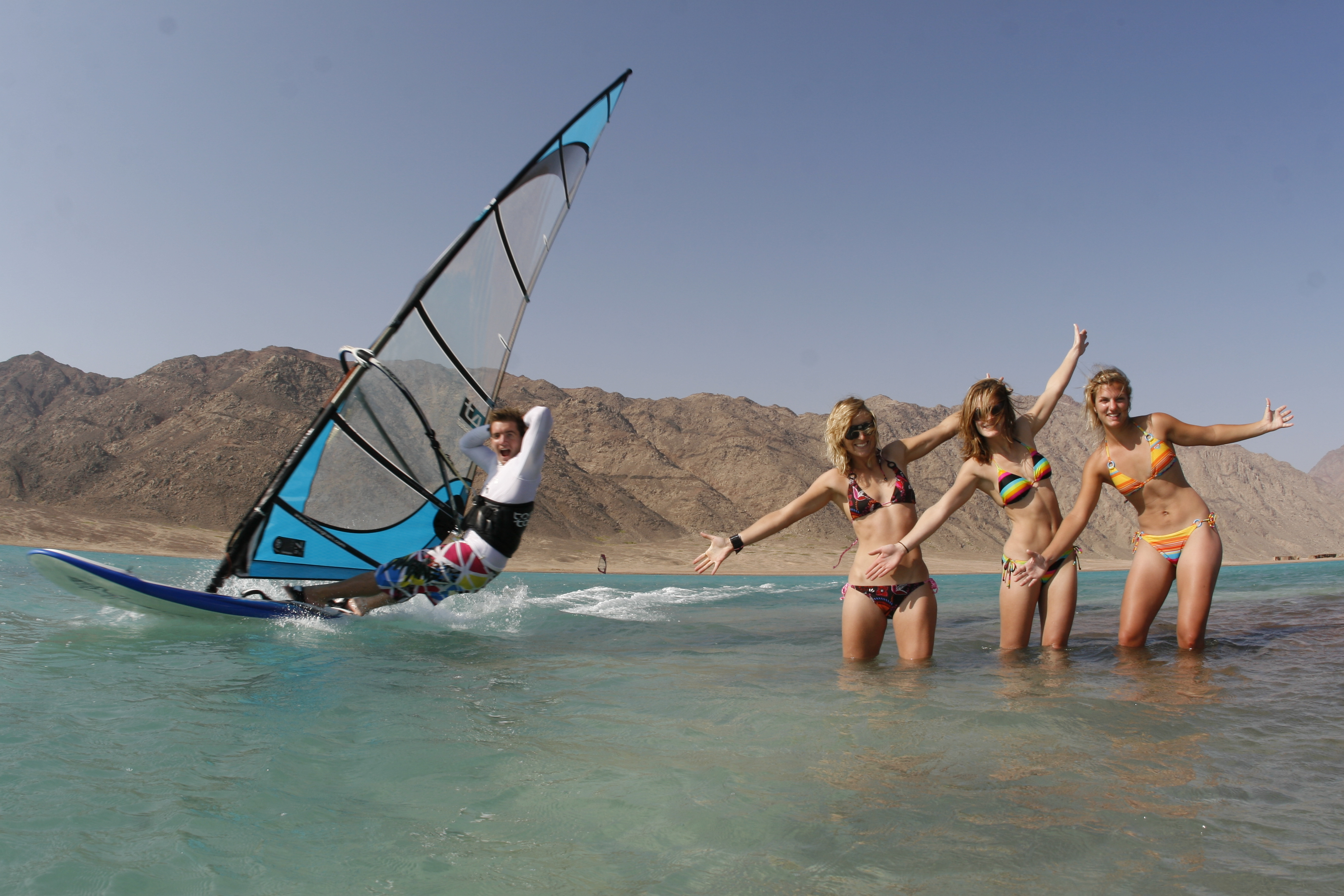 Sam Ross | Windsurfing Courses & Clinics