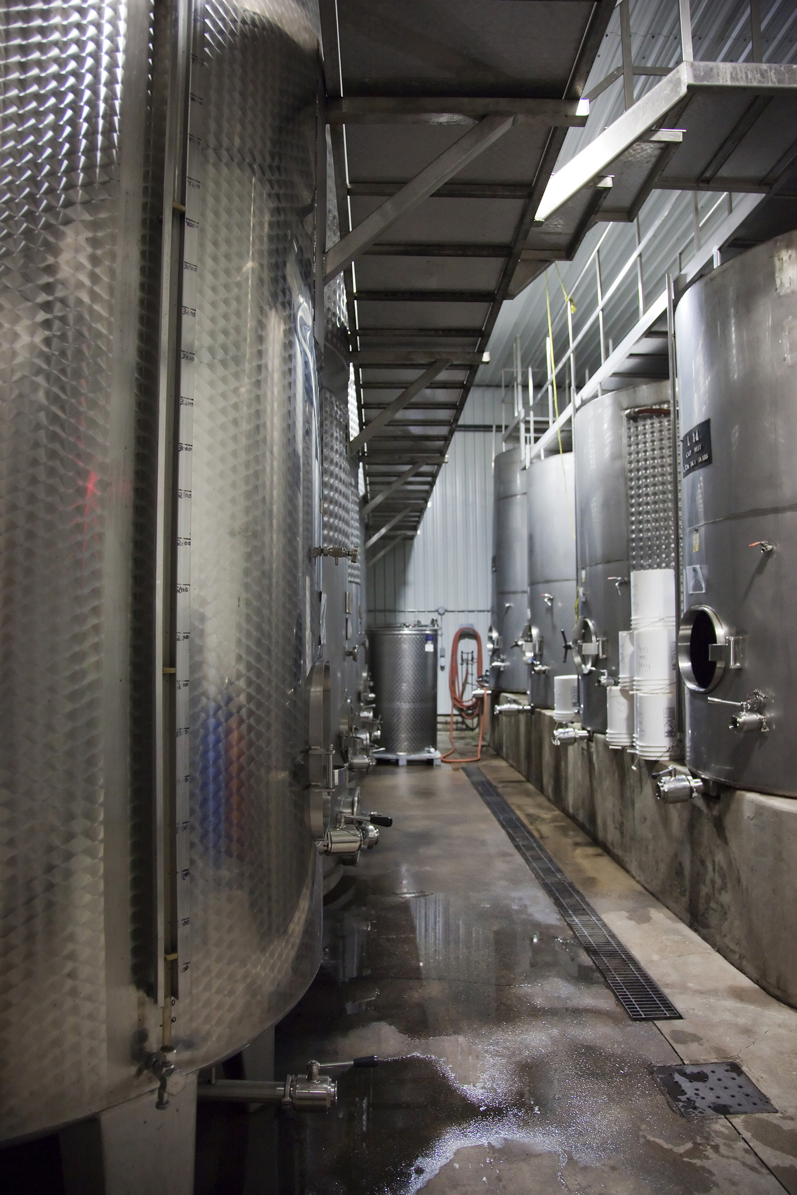 Wine, Aging, Tours, Stainless, Steel, HQ Photo