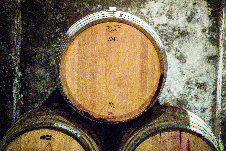 Free photo: Wine Barrels - Wine, Winery, Wood - Free