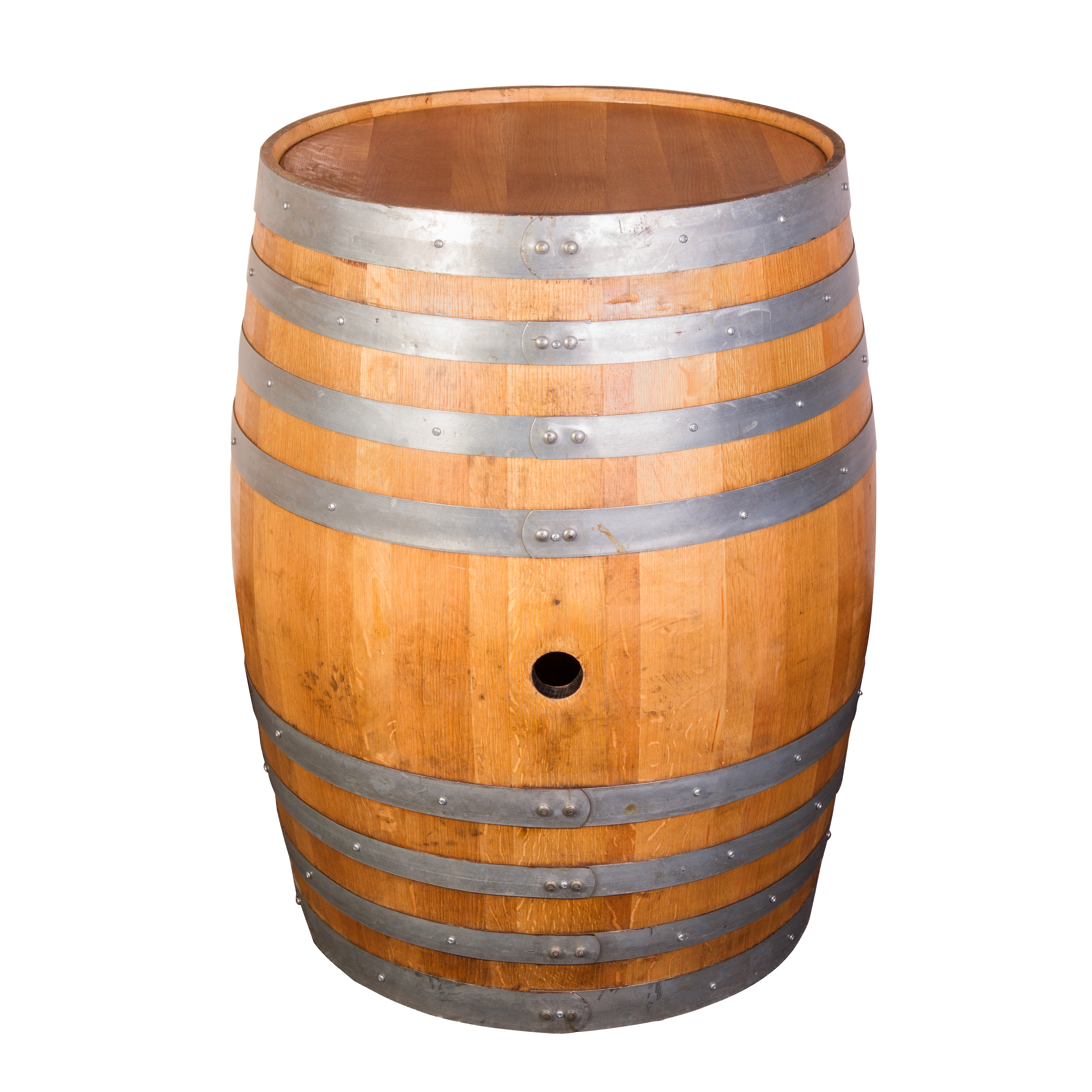 Wine barrels photo