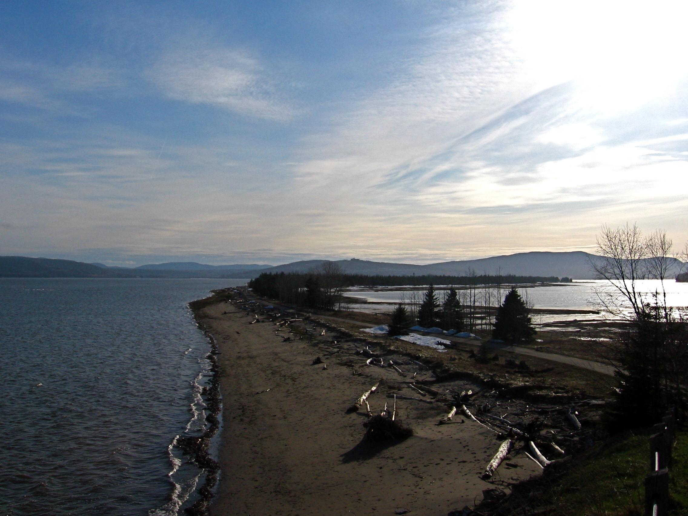 Winter Landscape, Cold, Landscape, Nature, Sea, HQ Photo