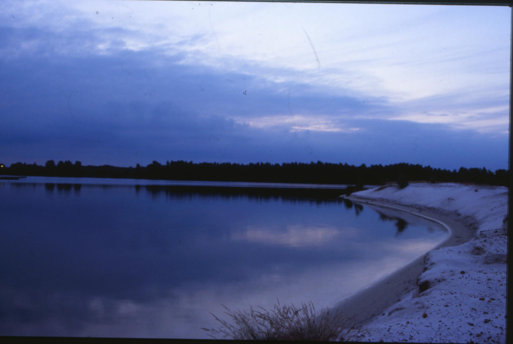 Winter Landscape, Calm, Clouds, Cold, Ice, HQ Photo