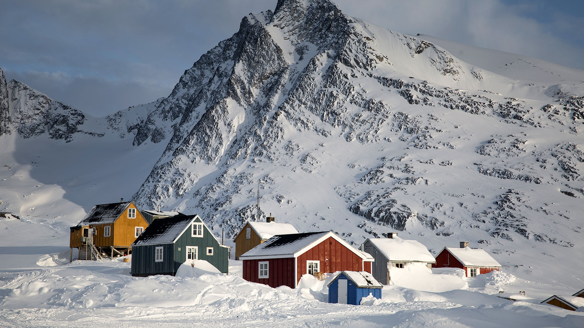 Winter Travel To Greenland : Winter holiday Packages : Nordic Visitor