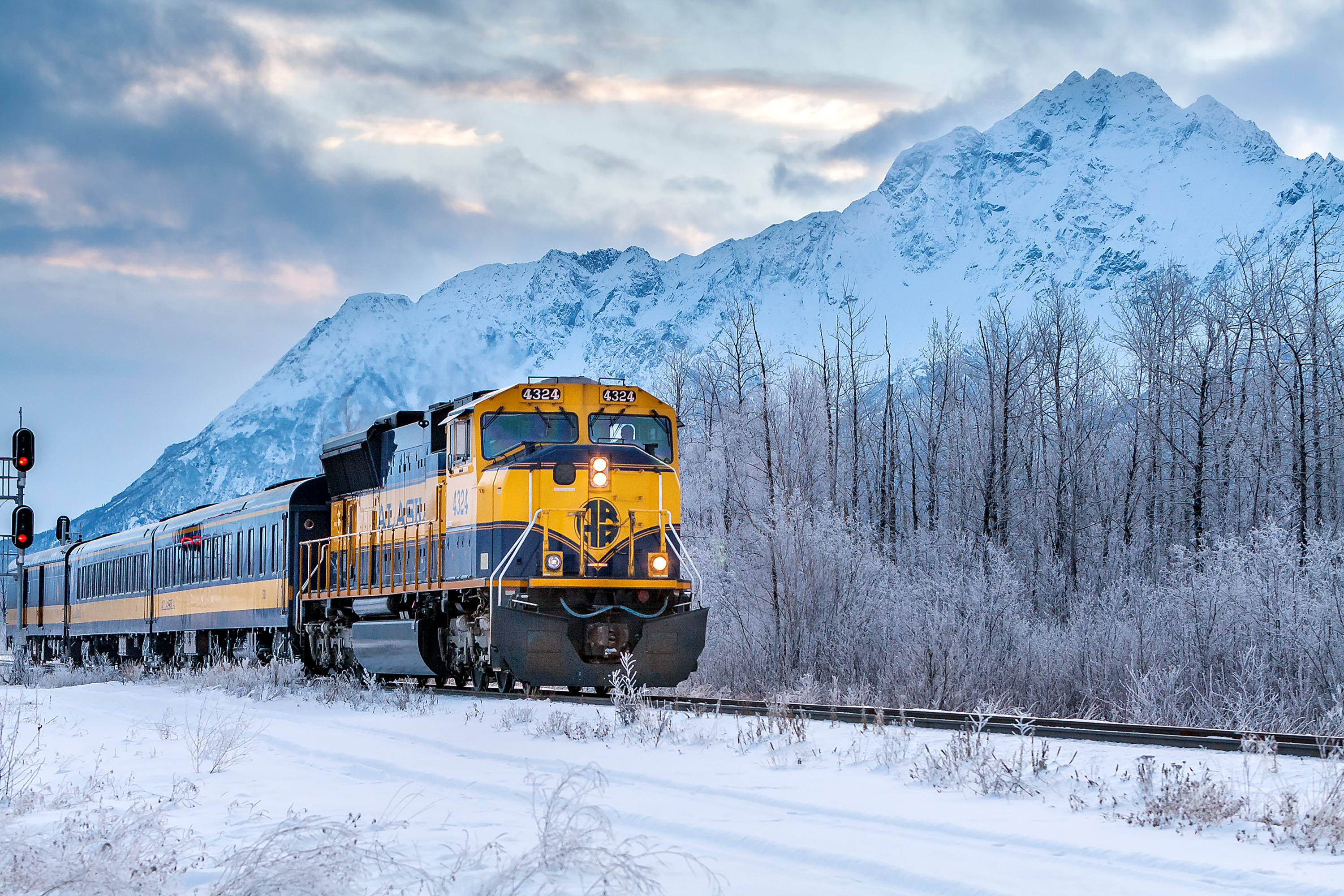 Winter Escapes in the United States