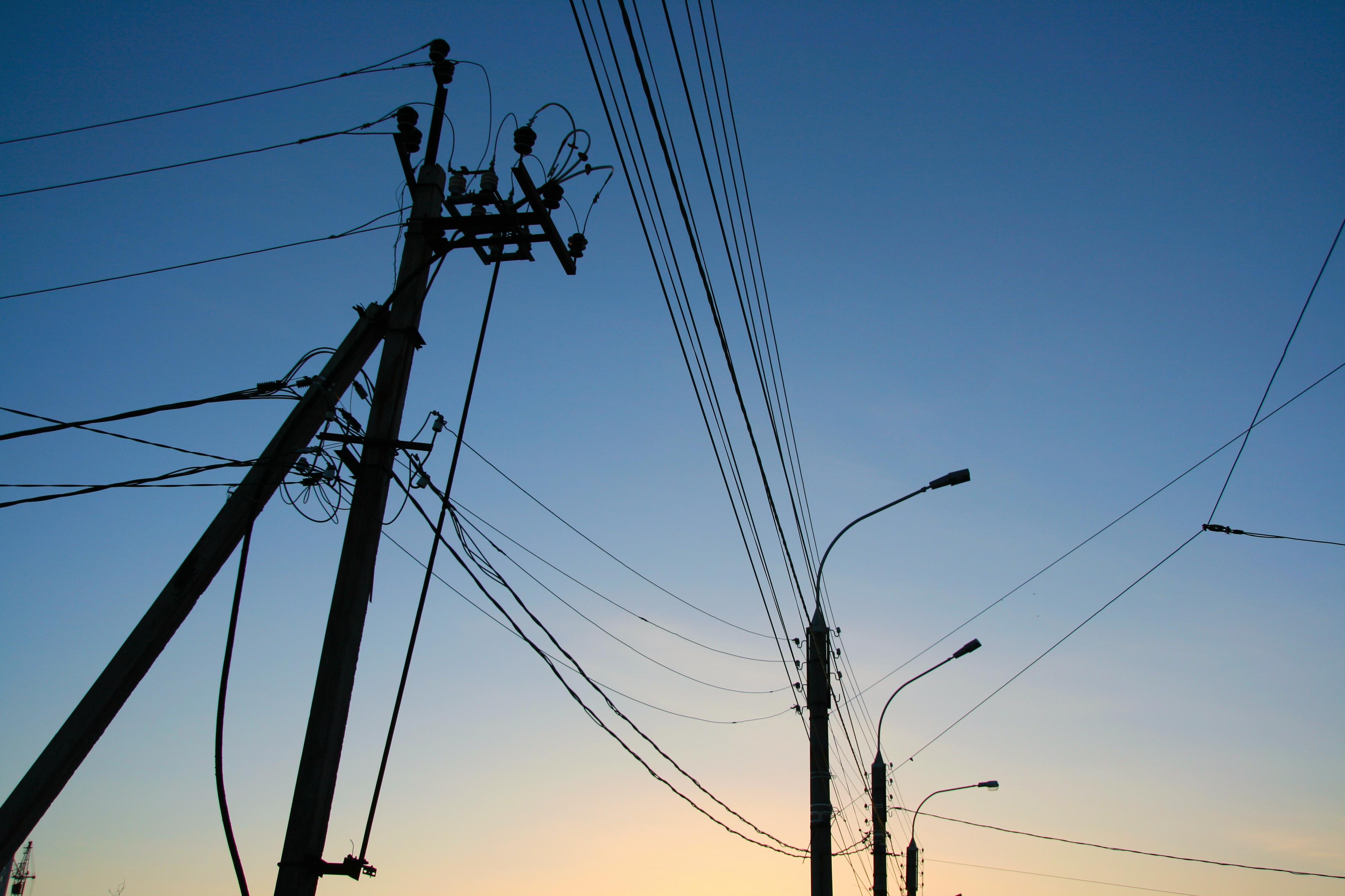 Wires photo