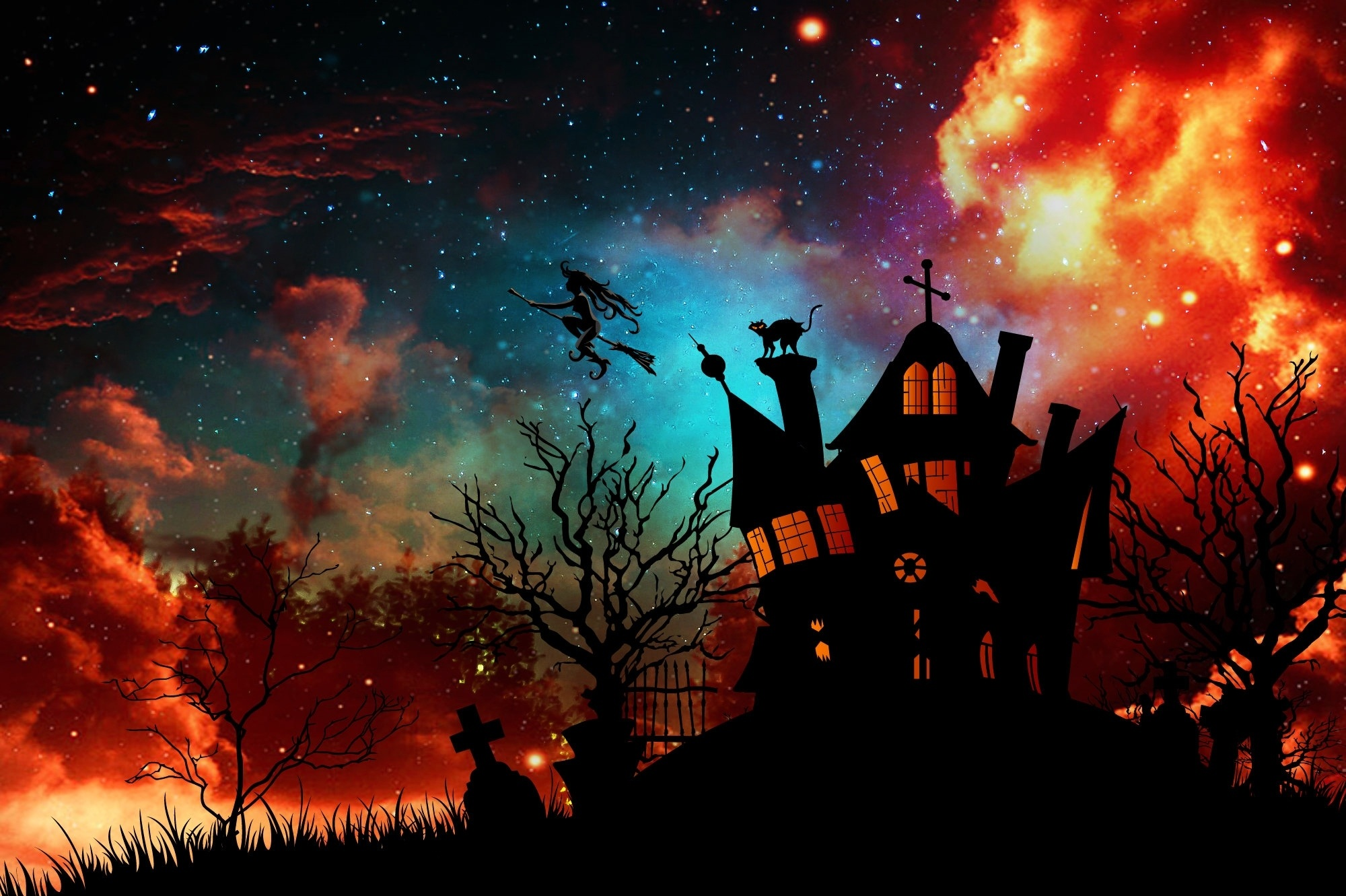 Witch house photo