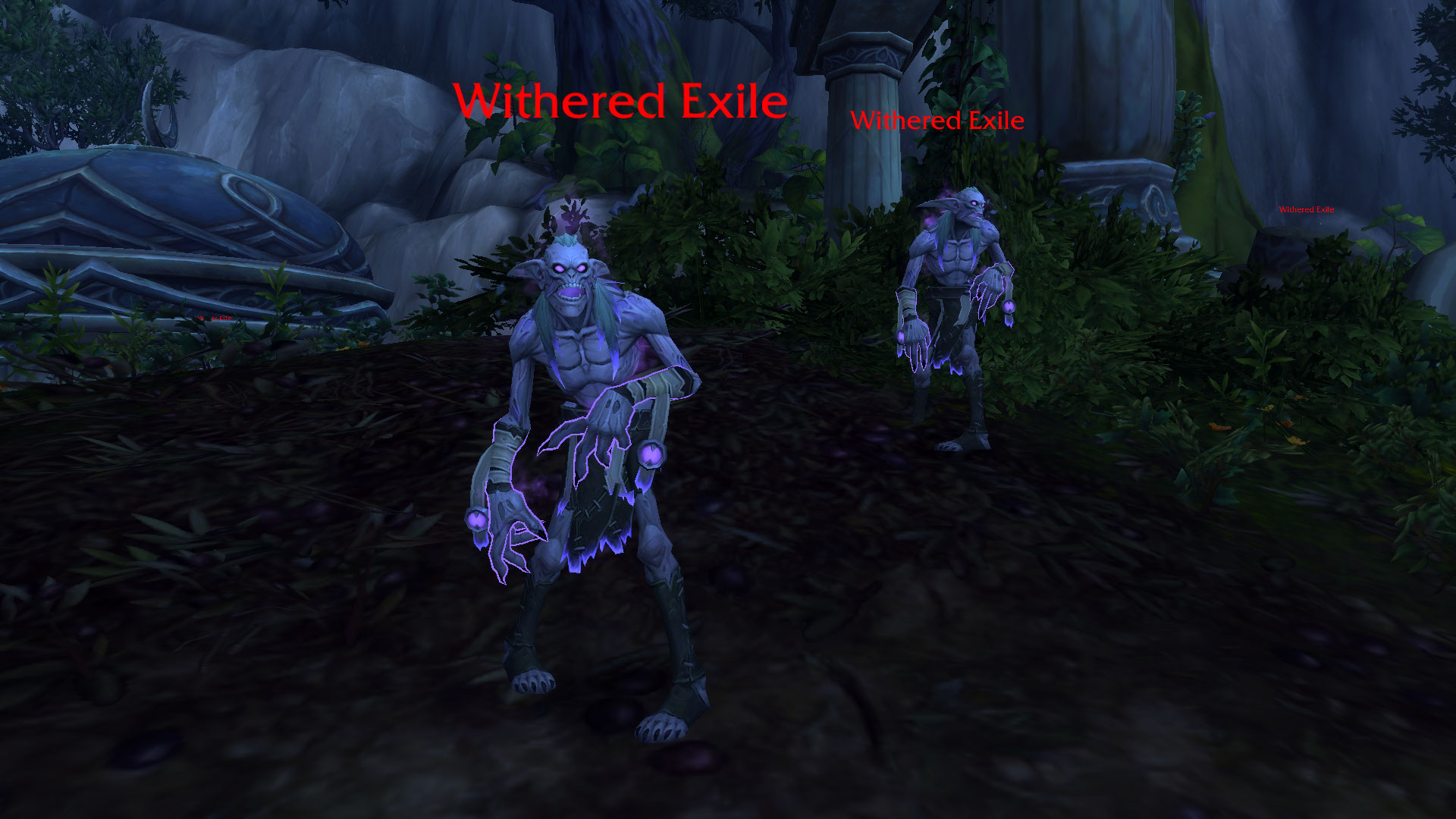 The Withered | Azsuna - Blizzplanet | Warcraft