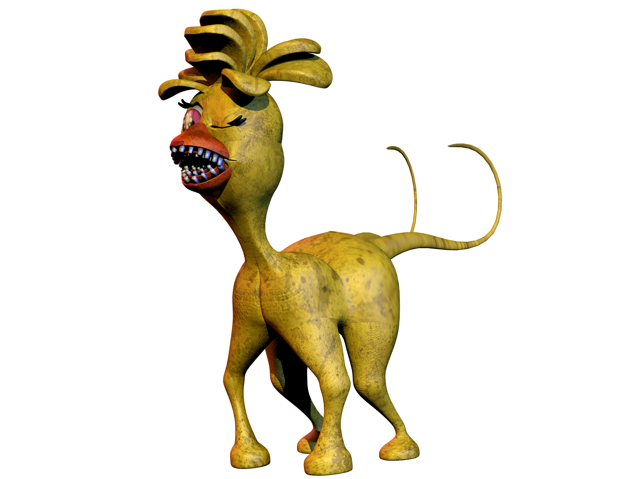 Yet Another Withered Chica W.I.P : fivenightsatfreddys