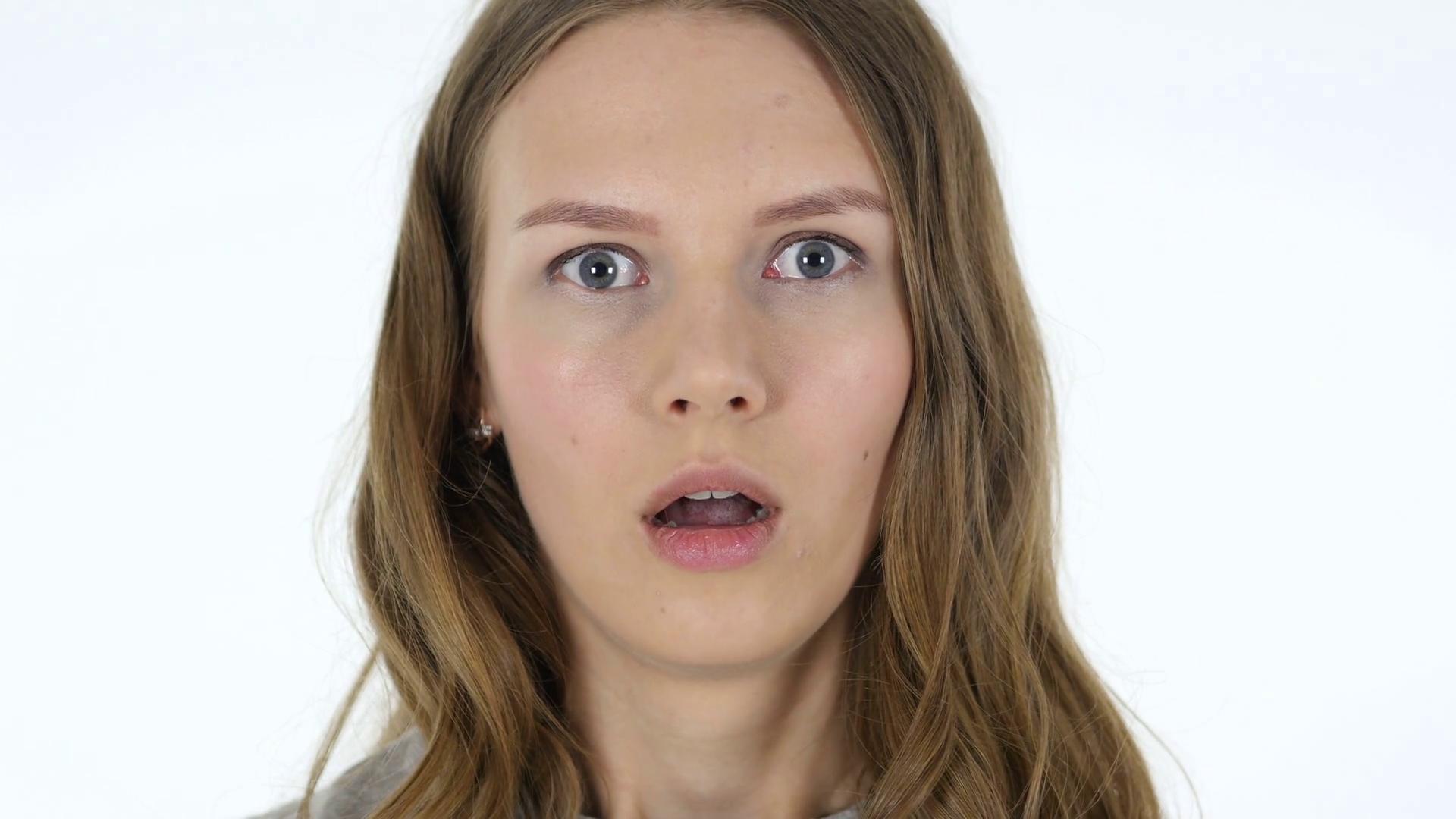 HD & 4K Shocked Face Videos - VideoBlocks: Royalty-Free Shocked Face ...
