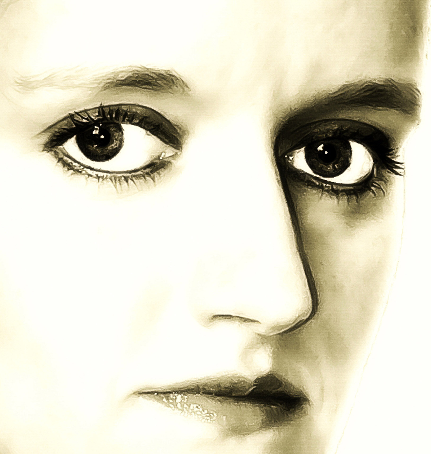 Woman Face Free Stock Photo - Public Domain Pictures