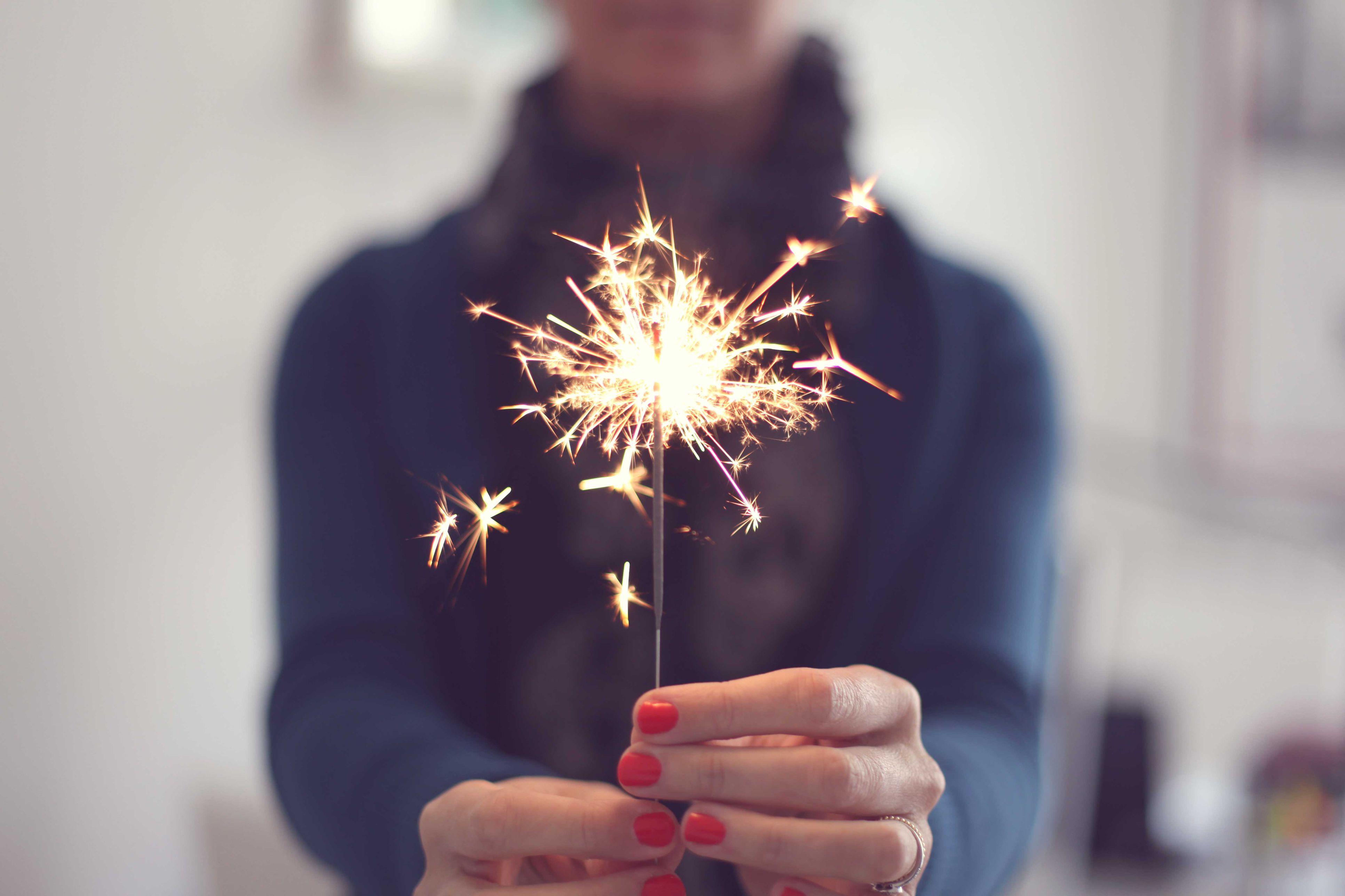 The Chemistry Behind Sparkler Fireworks