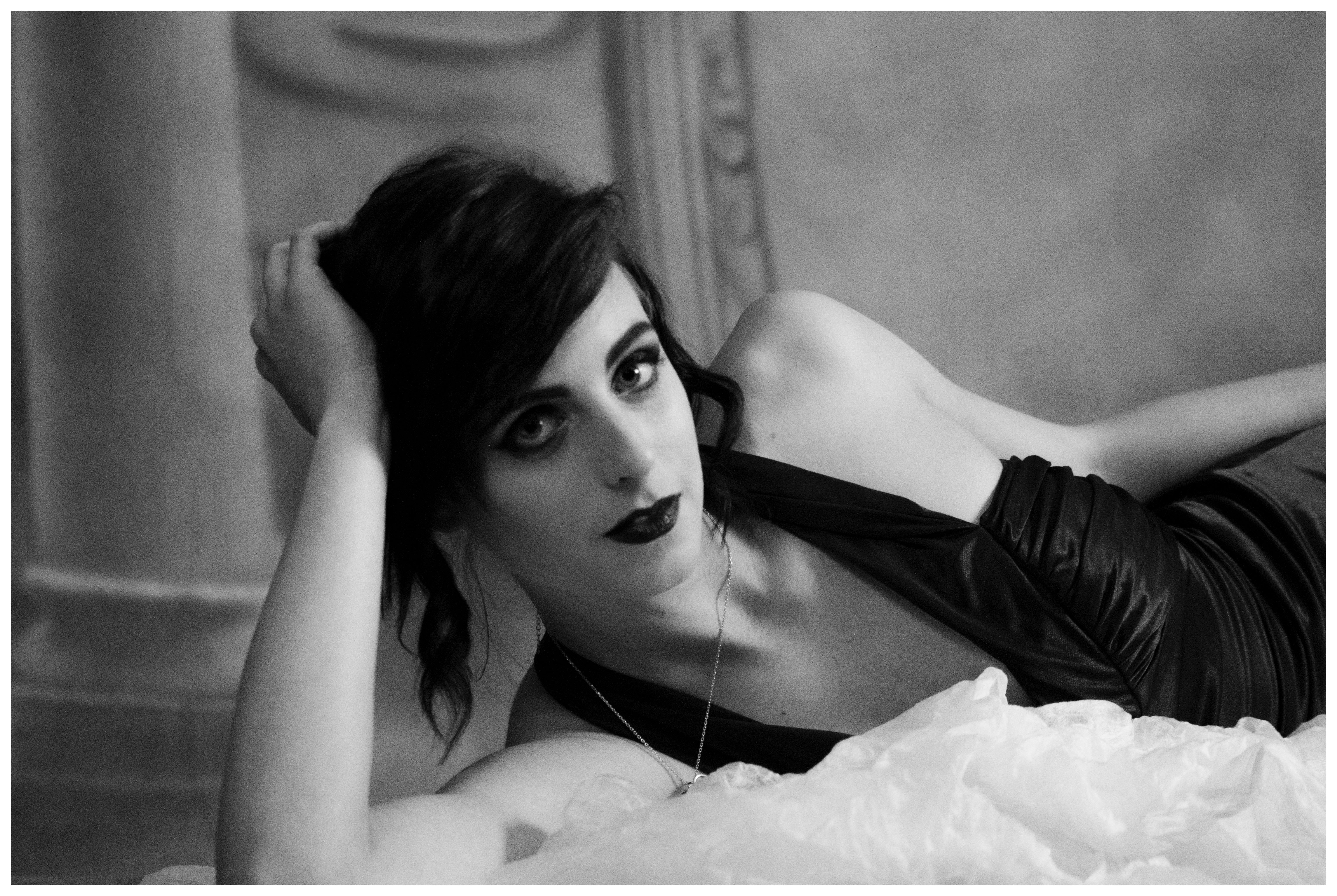 Wife erotic photoshoot