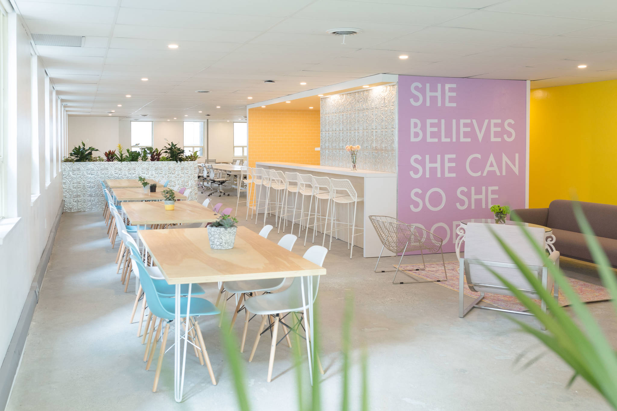 Toronto's newest coworking space is for women only