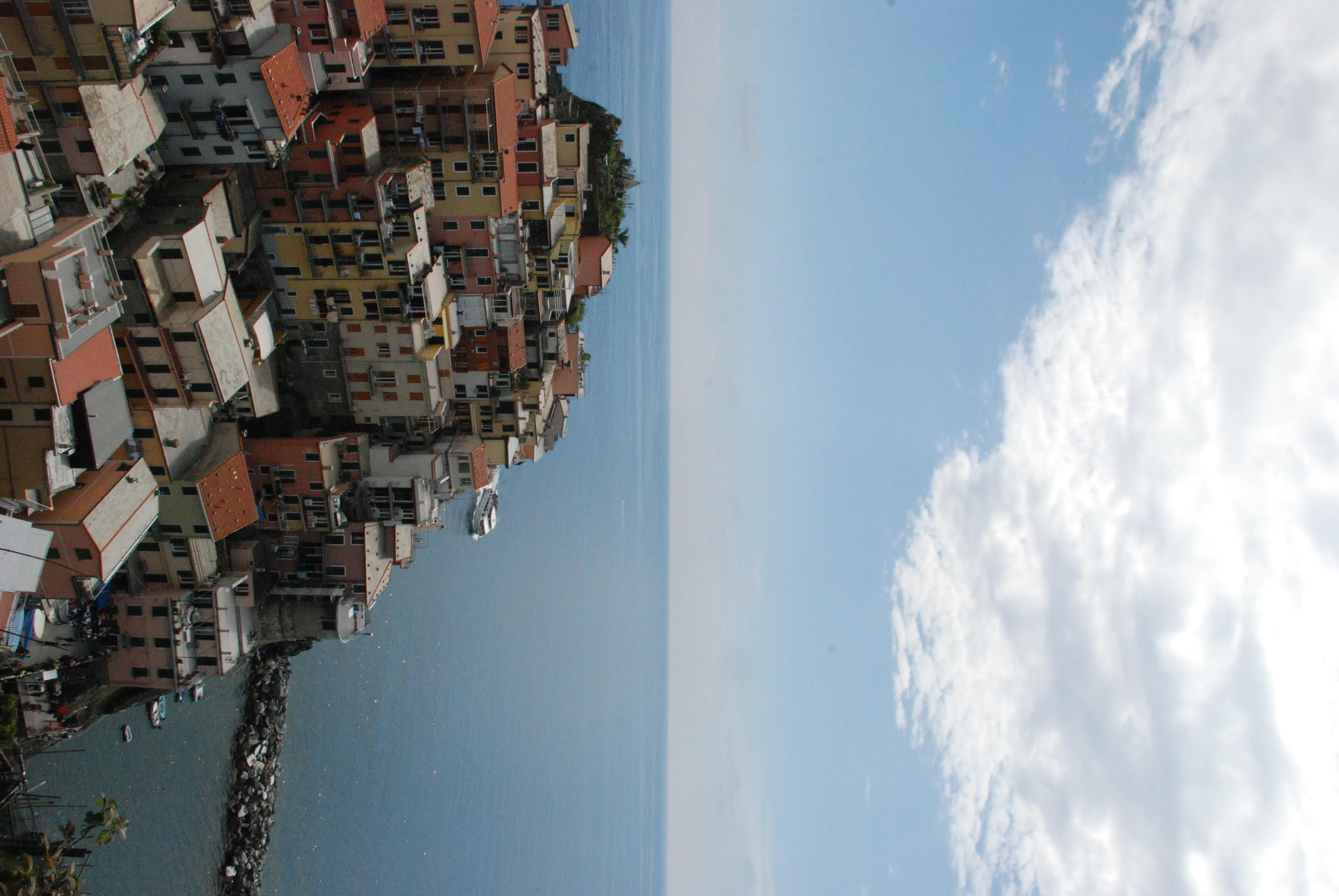 Wondering of the opposite, Bay, City, Italie, Ocean, HQ Photo