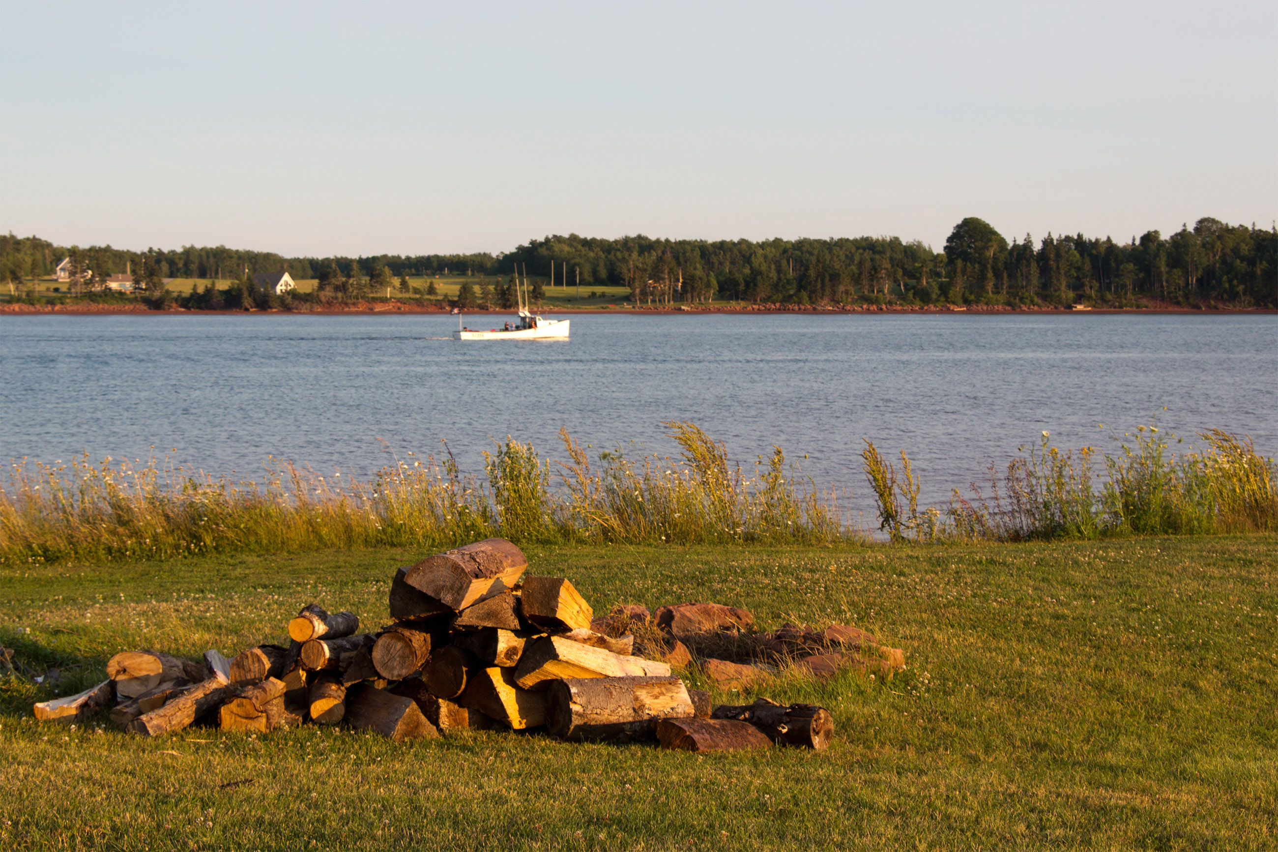 Wood, Boat, Landscape, Water, Vacation, HQ Photo