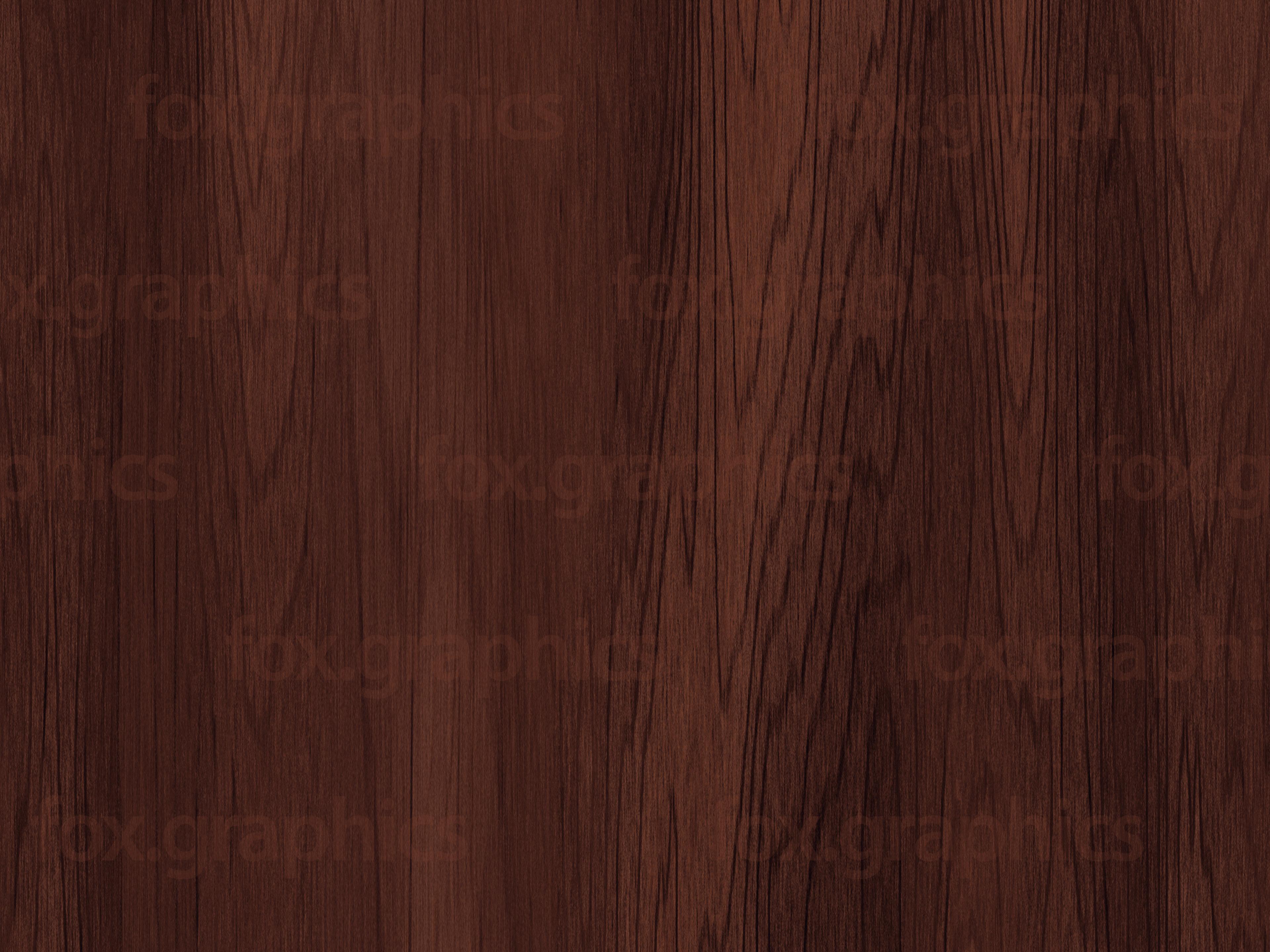 Dark brown wood background - Fox Graphics