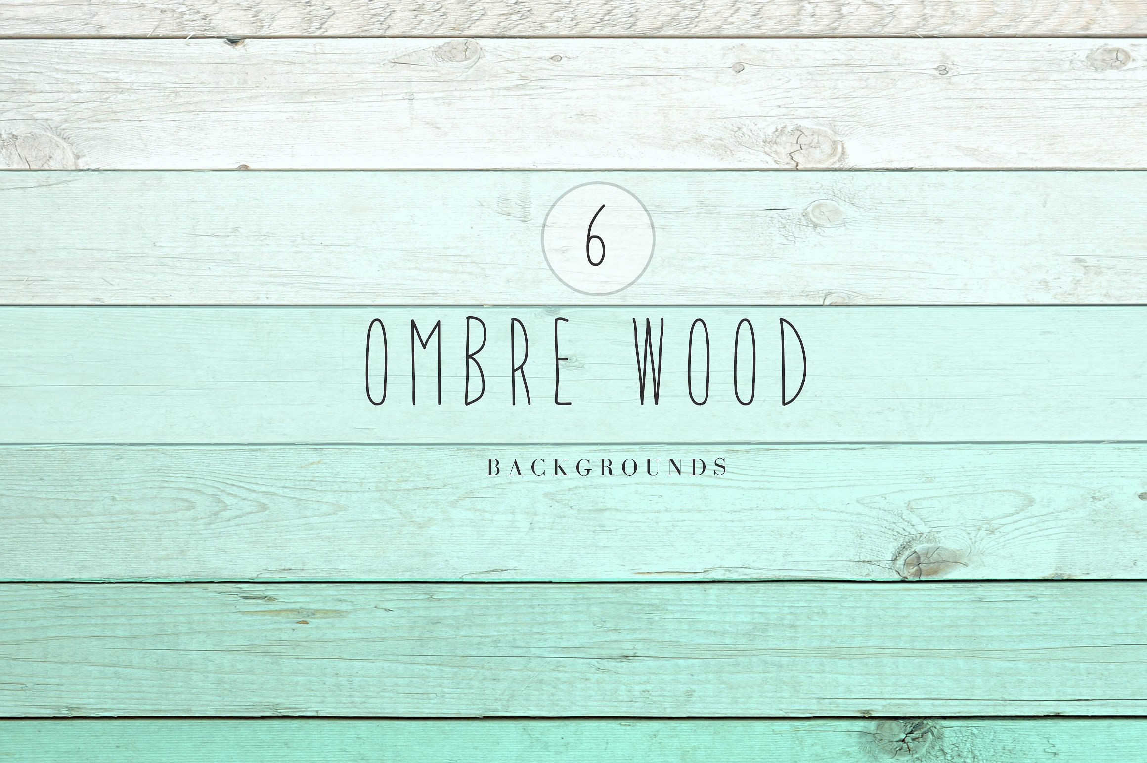 Ombre wood backgrounds ~ Textures ~ Creative Market