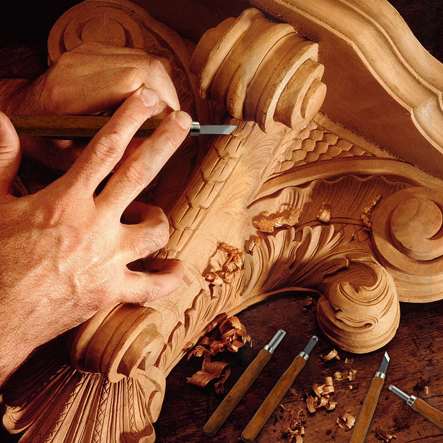 Wood Carving is the Reason Why We are Professionals !!! — Steemit