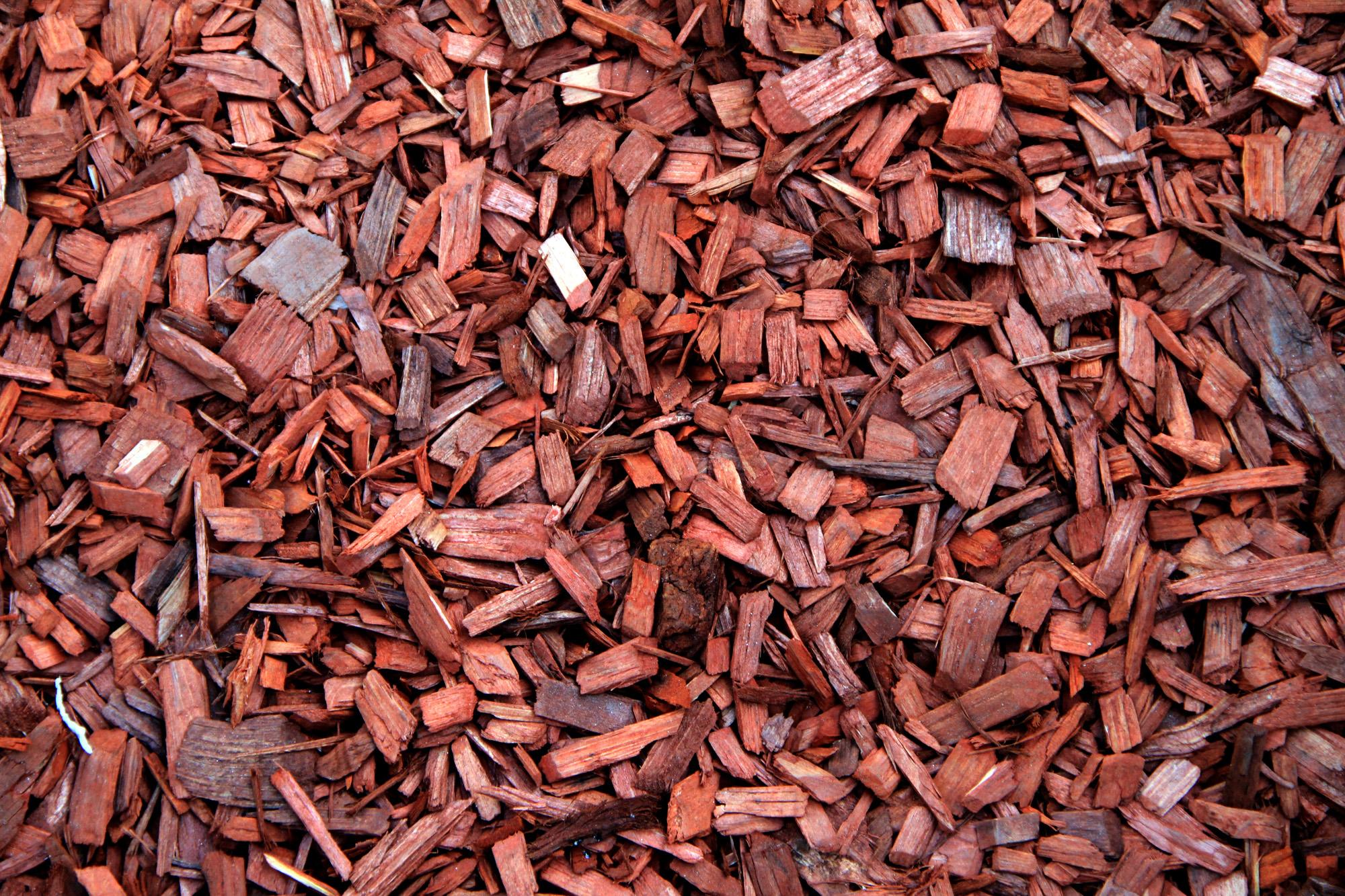 Red Wood Chips by RocketStock on DeviantArt