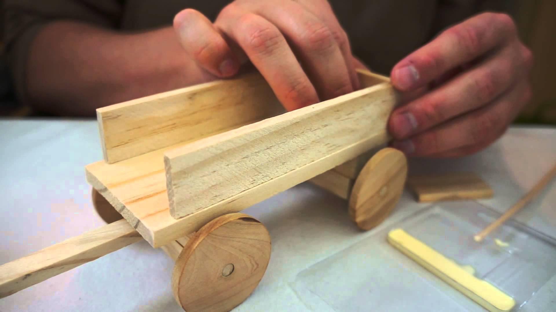 Wood Craft - ASMR - YouTube