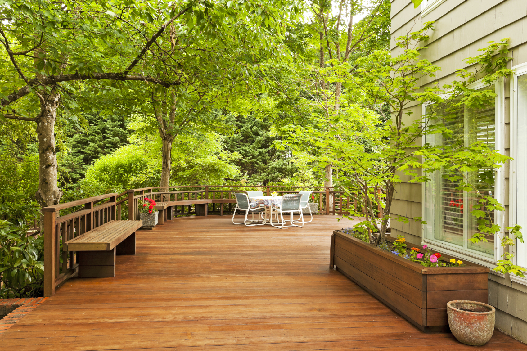 Top 3 Reasons You Should Winterize Your Wood Deck | Grillo Services