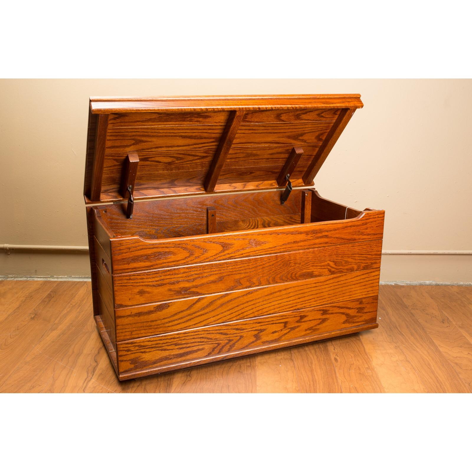 Creative Wood Design Organizer Chest - Stewart Roth Furniture