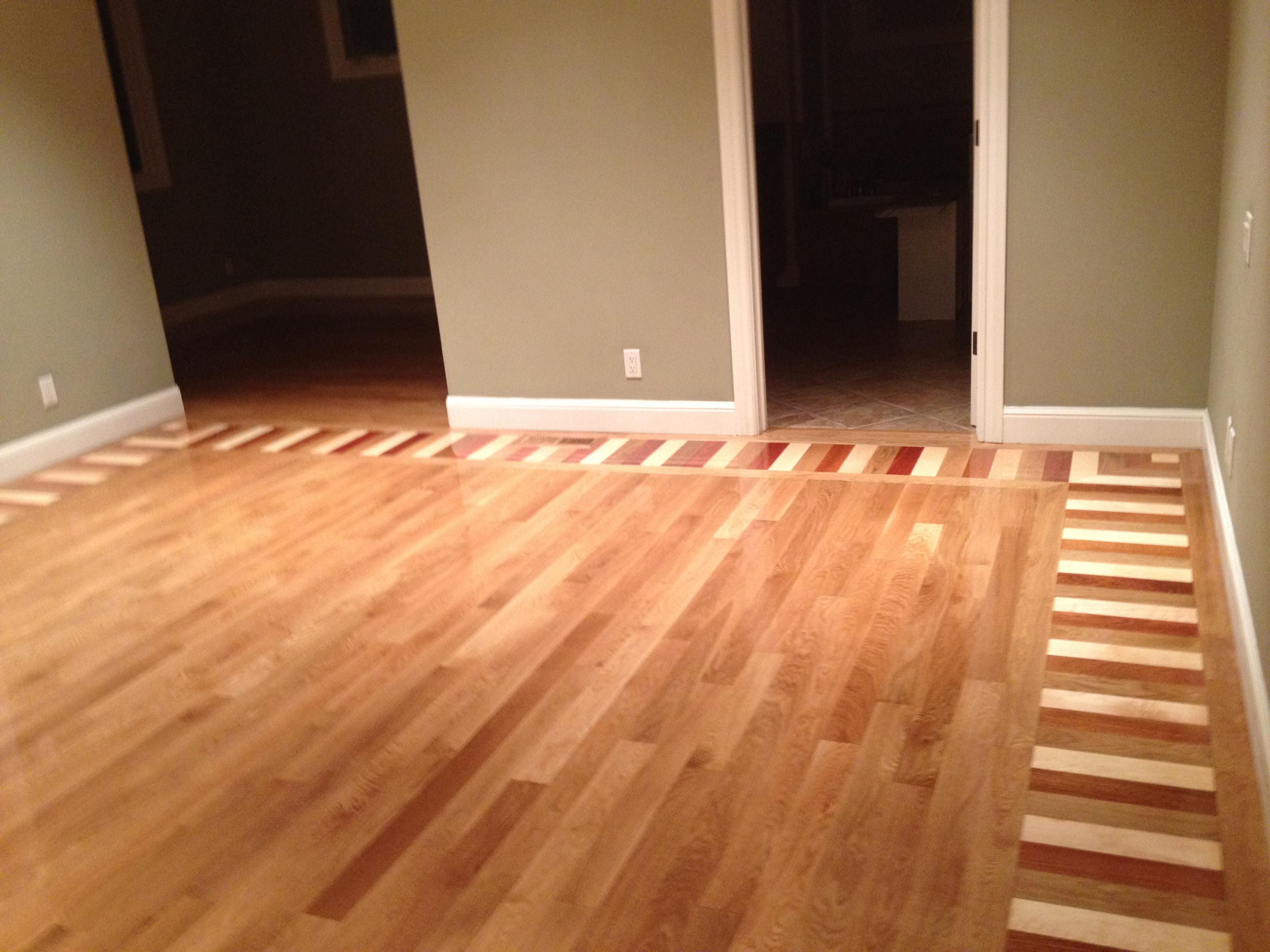 Wood Floor 3 - Floor, Laminate, Parket