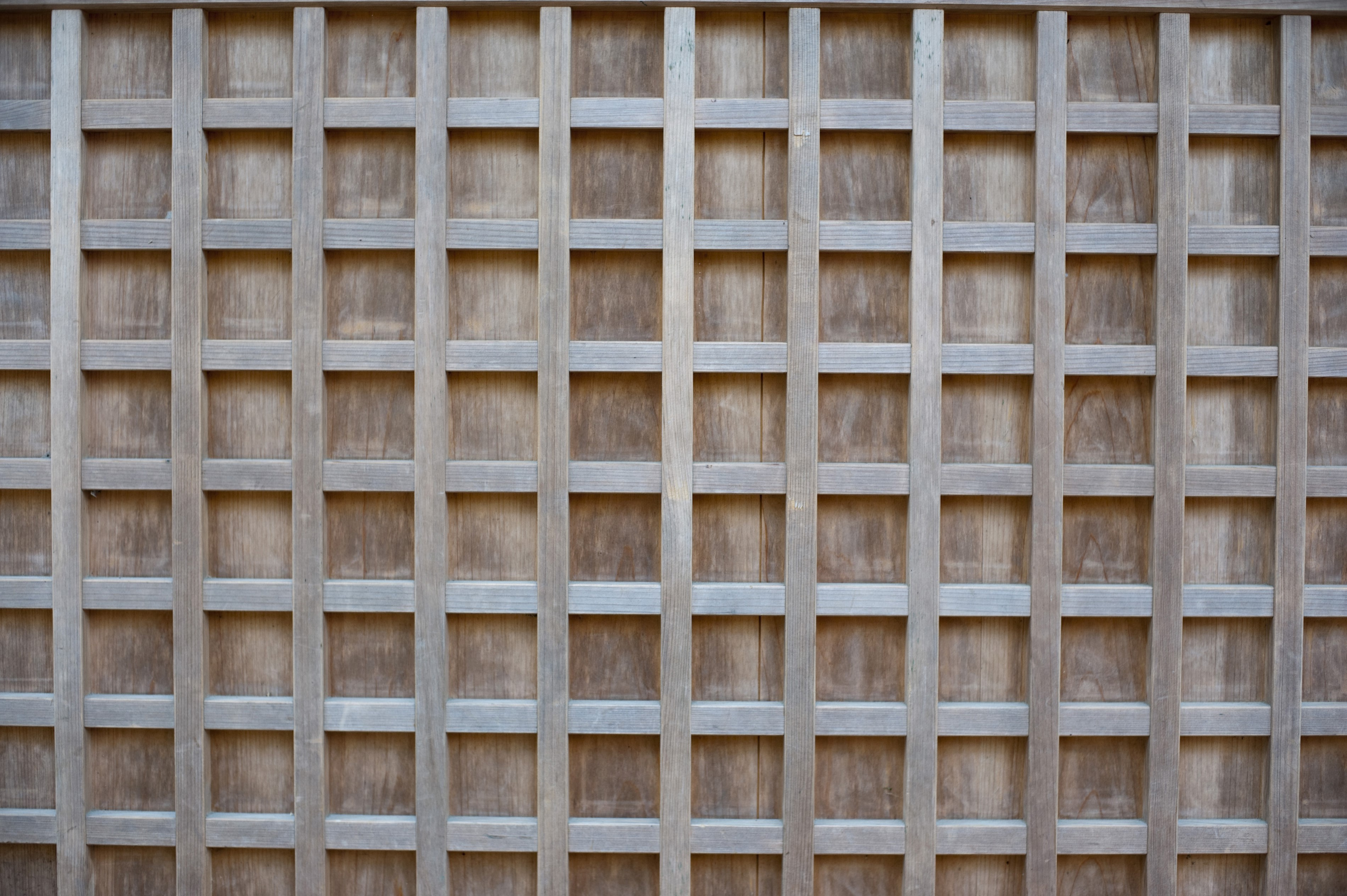 Ornamental wooden grid or trellis | Free backgrounds and textures ...
