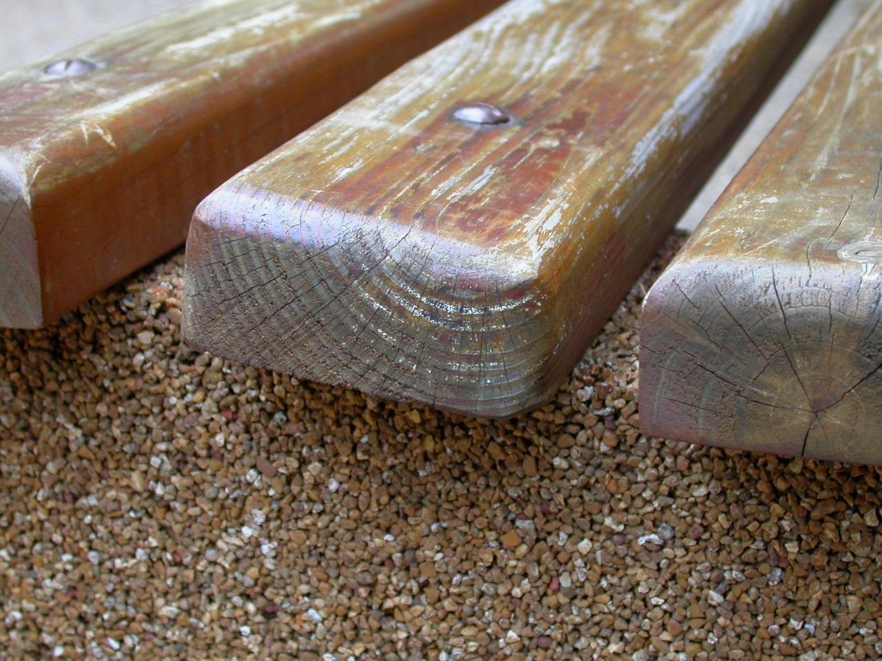 Wood planks photo