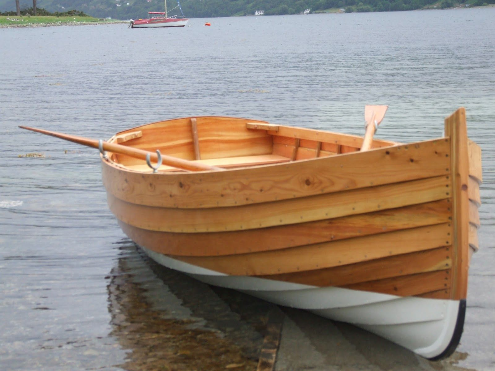 Wood Boats | ... his rules of thumb for wooden boat building to be ...