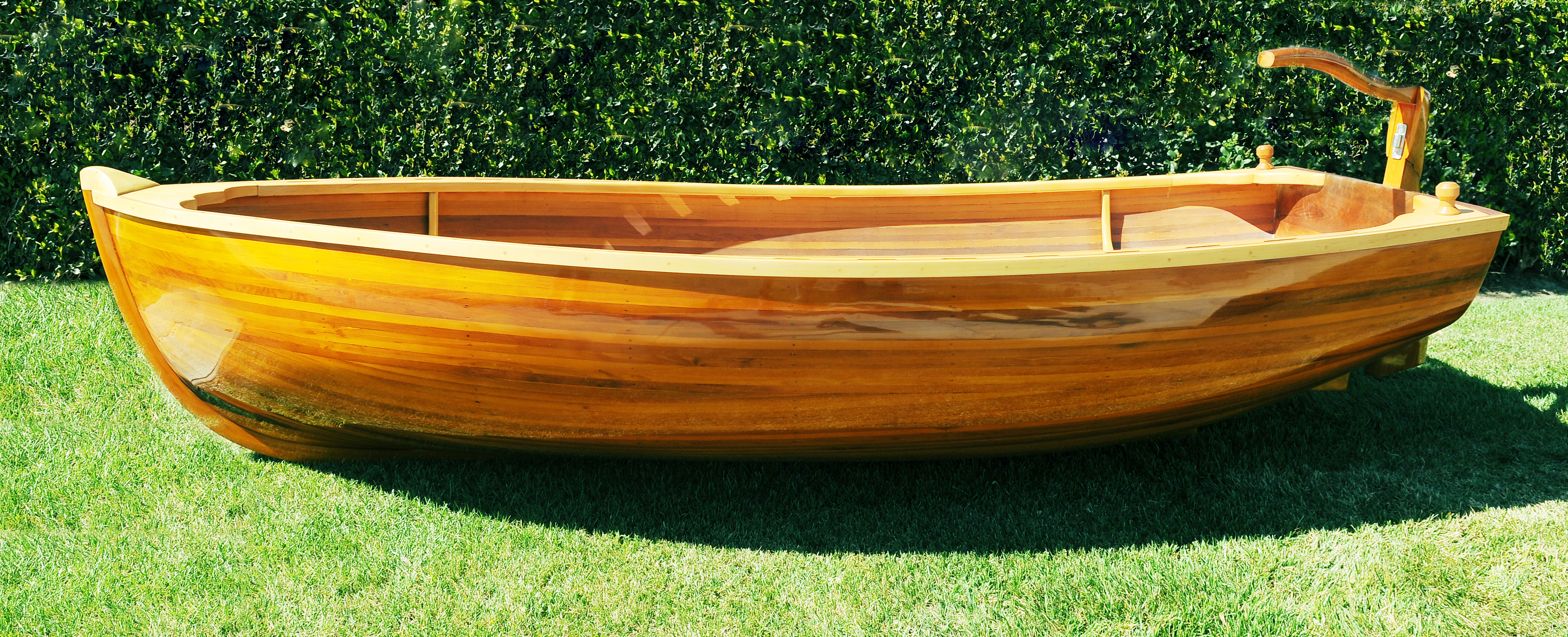 Little Bear Wooden Dinghy - Wooden Boat USA