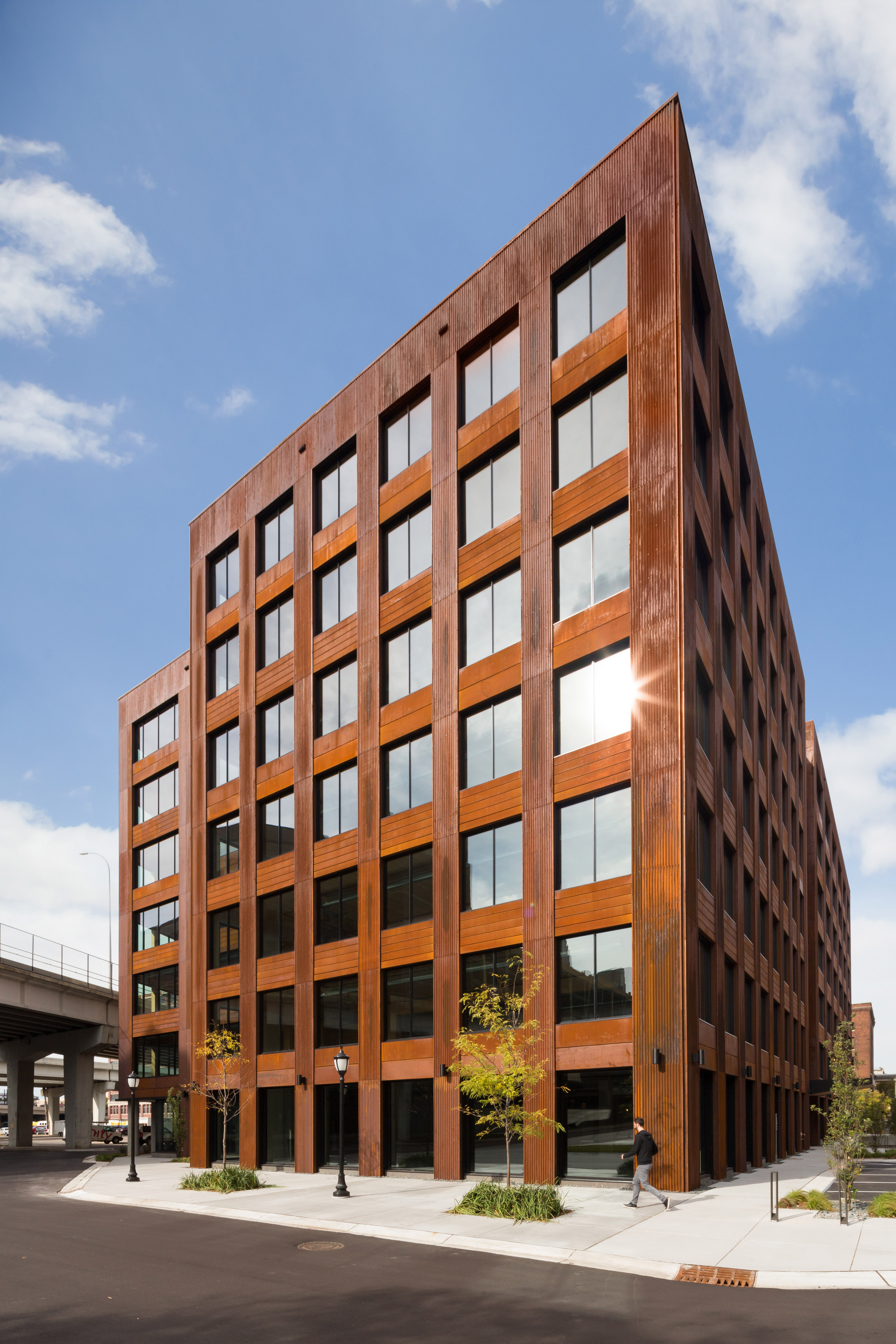 T3 tallest wooden building of USA 2 • Materia
