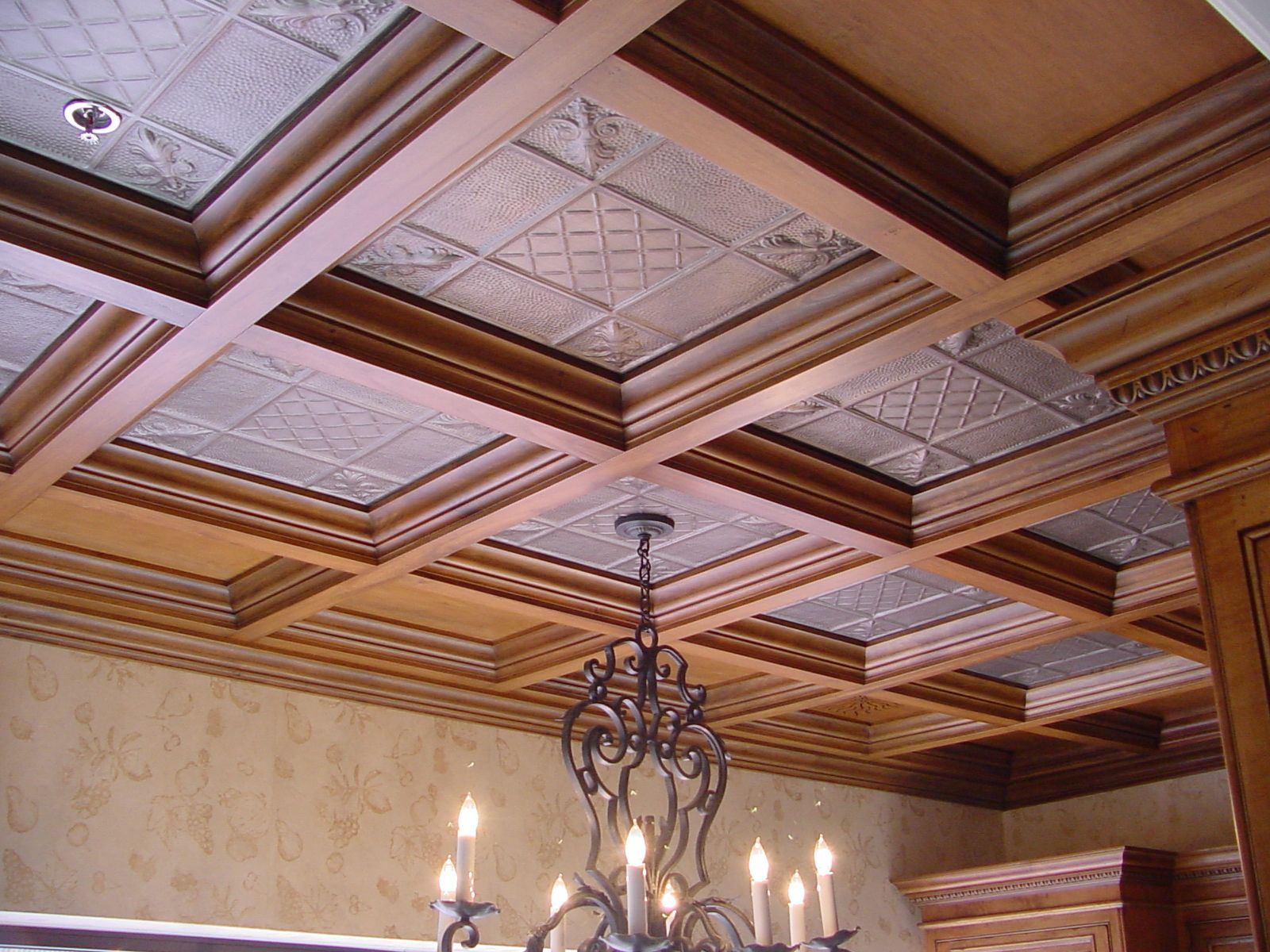 27 Amazing Coffered Ceiling Ideas For Any Room | Ceilings, Ceiling ...