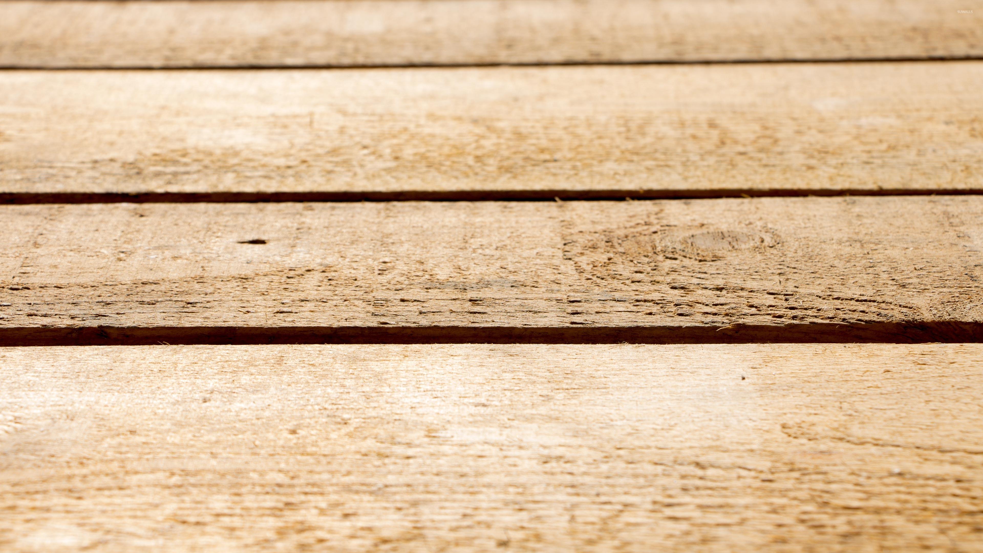 Wooden dock wallpaper - Photography wallpapers - #49975