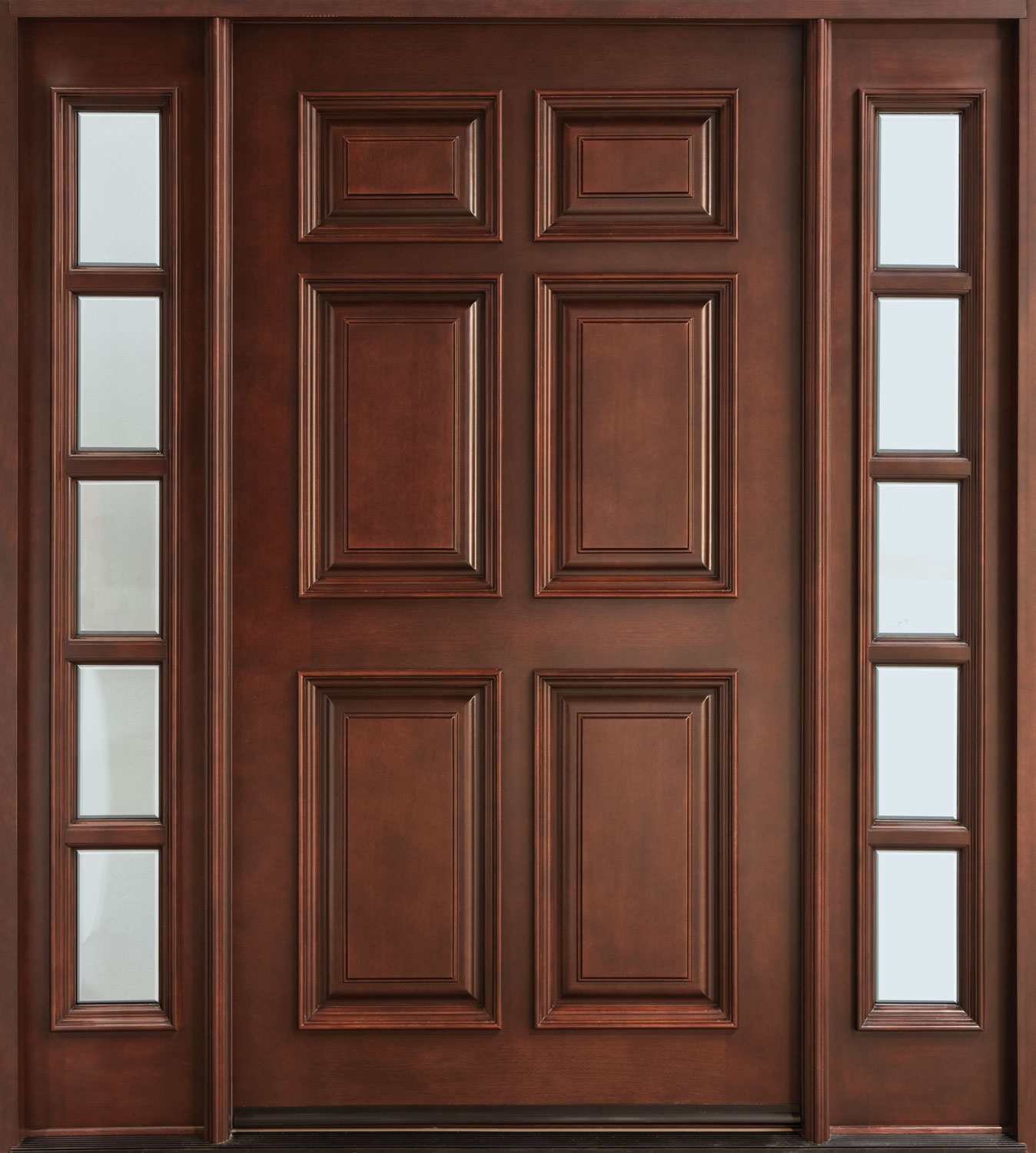 Wooden Exterior Doors Cute With Image Of Wooden Exterior Collection ...