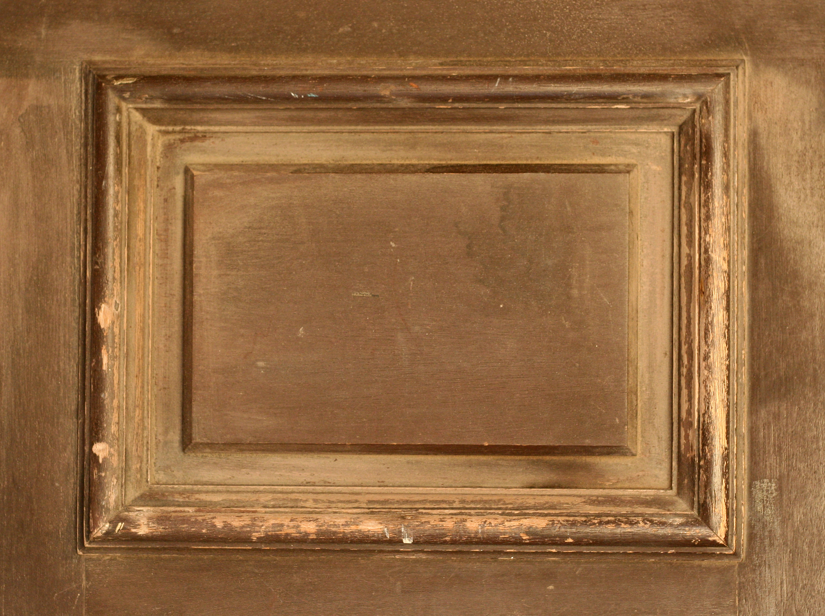 Old brown painted wooden frame | Free stock photographs and more for ...