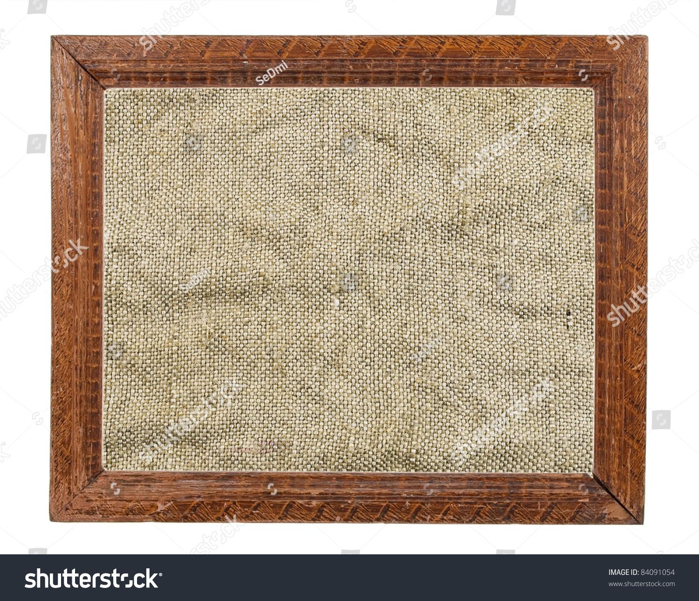 Wooden frame texture photo
