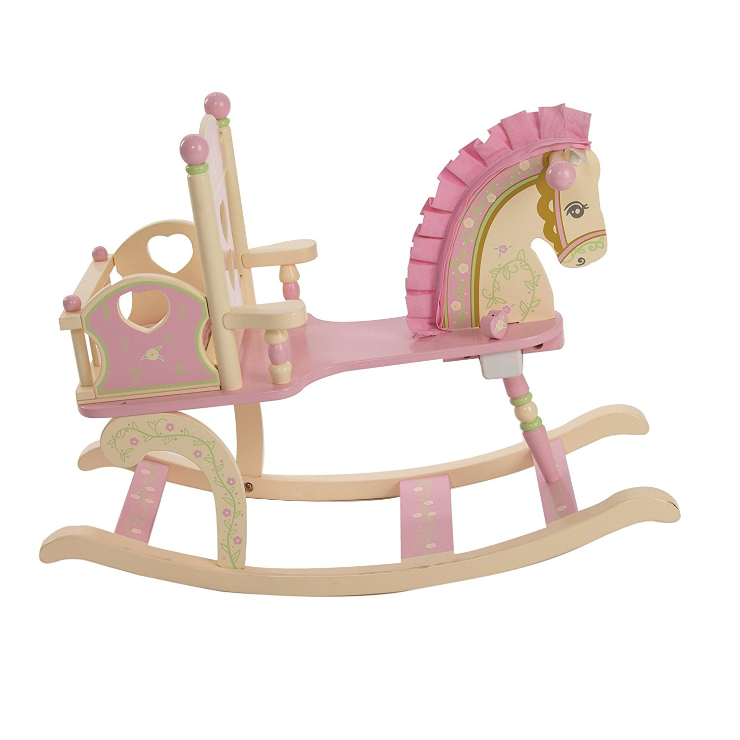 Amazon.com: Wildkin Rock-A-My-Baby Rocking Horse: Toys & Games
