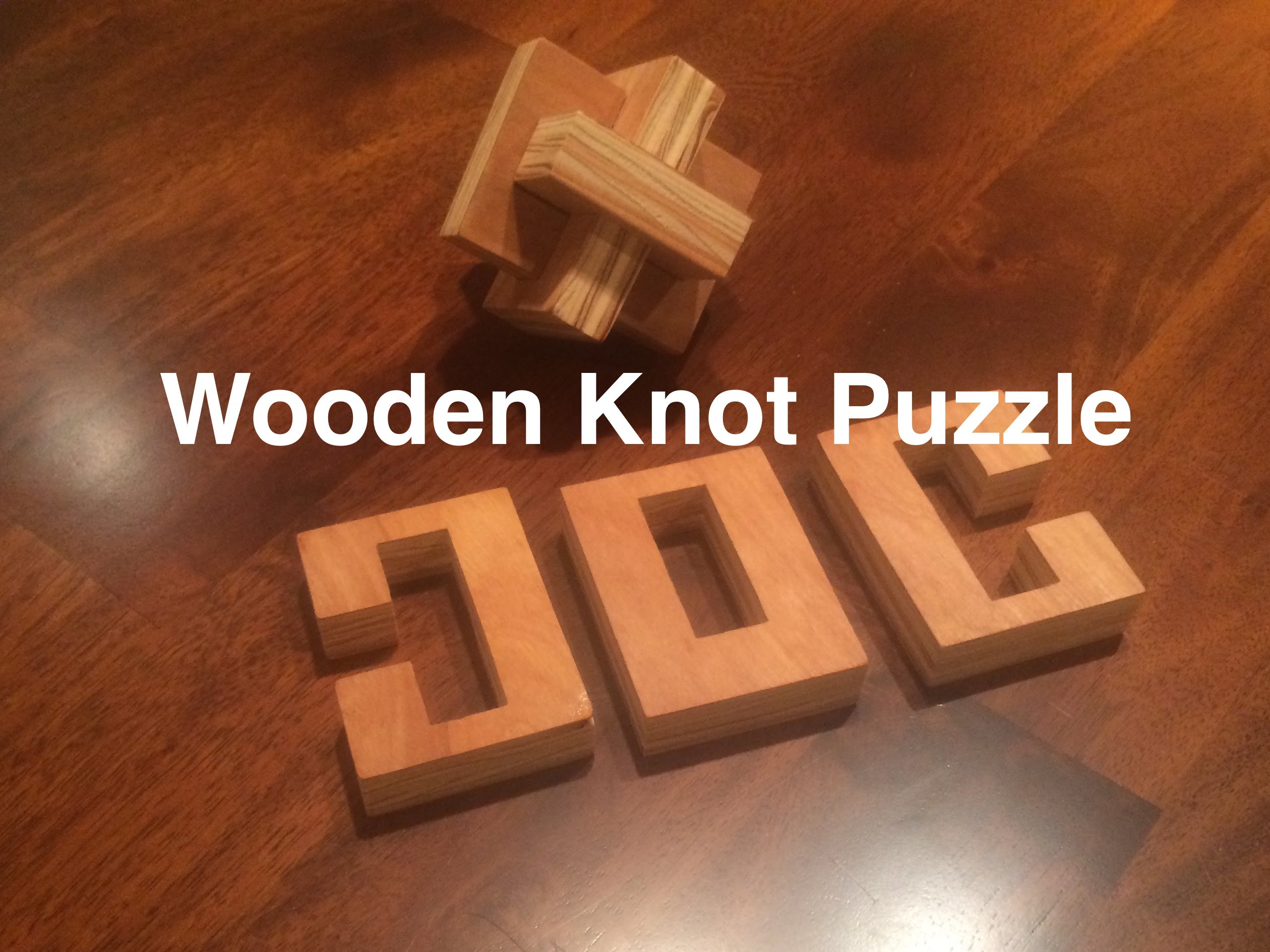 Wooden knot photo