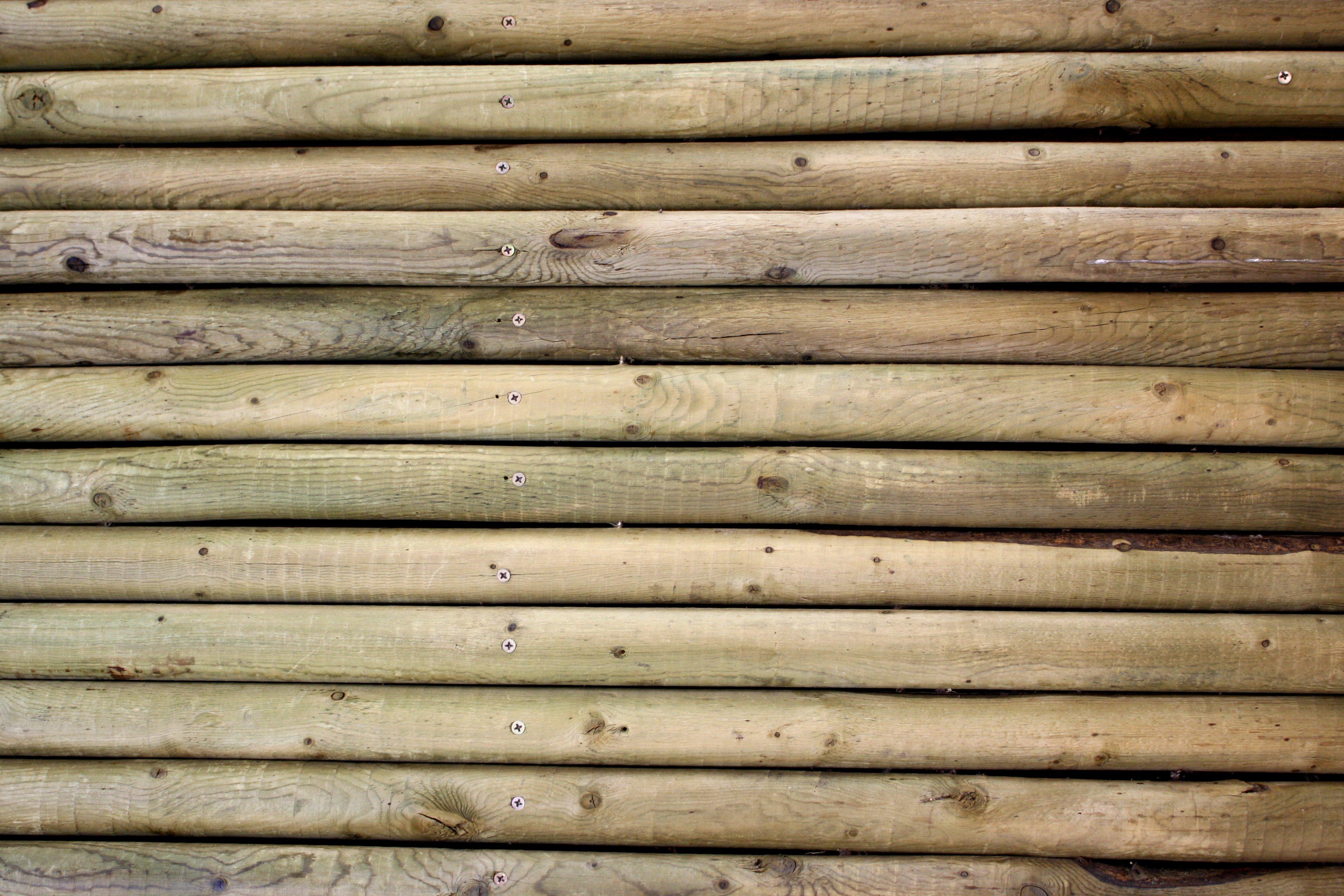 Wooden Poles Texture Picture | Free Photograph | Photos Public Domain
