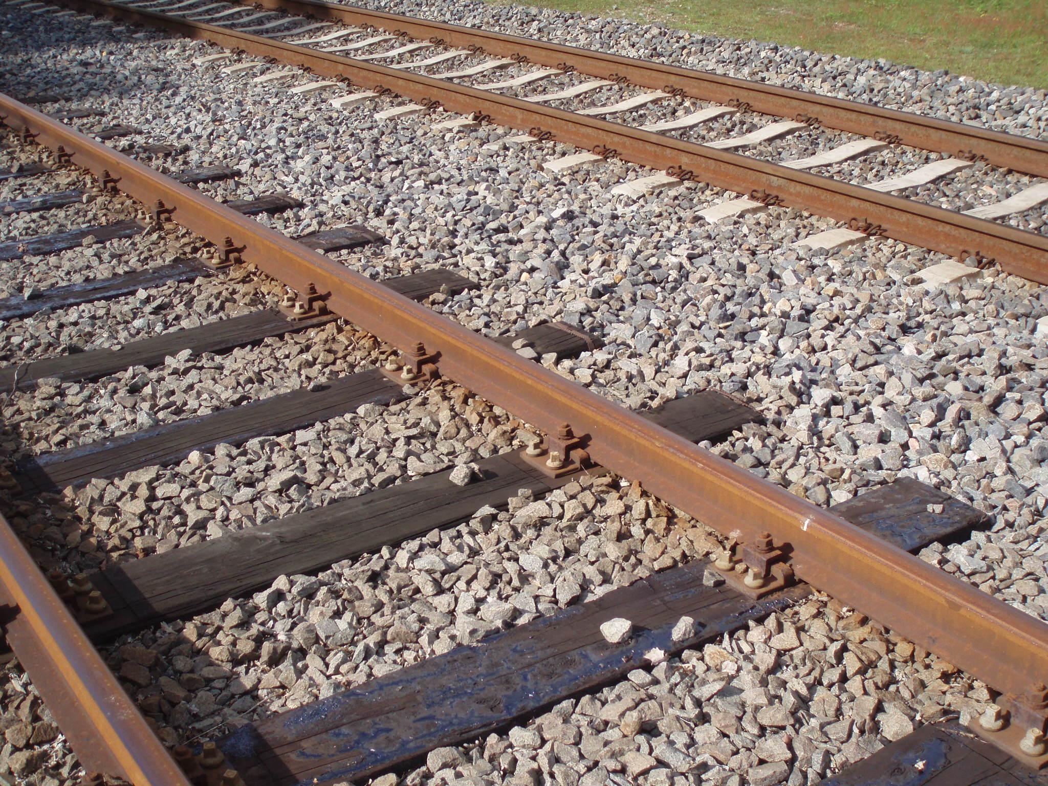Railroad tie - Wikiwand