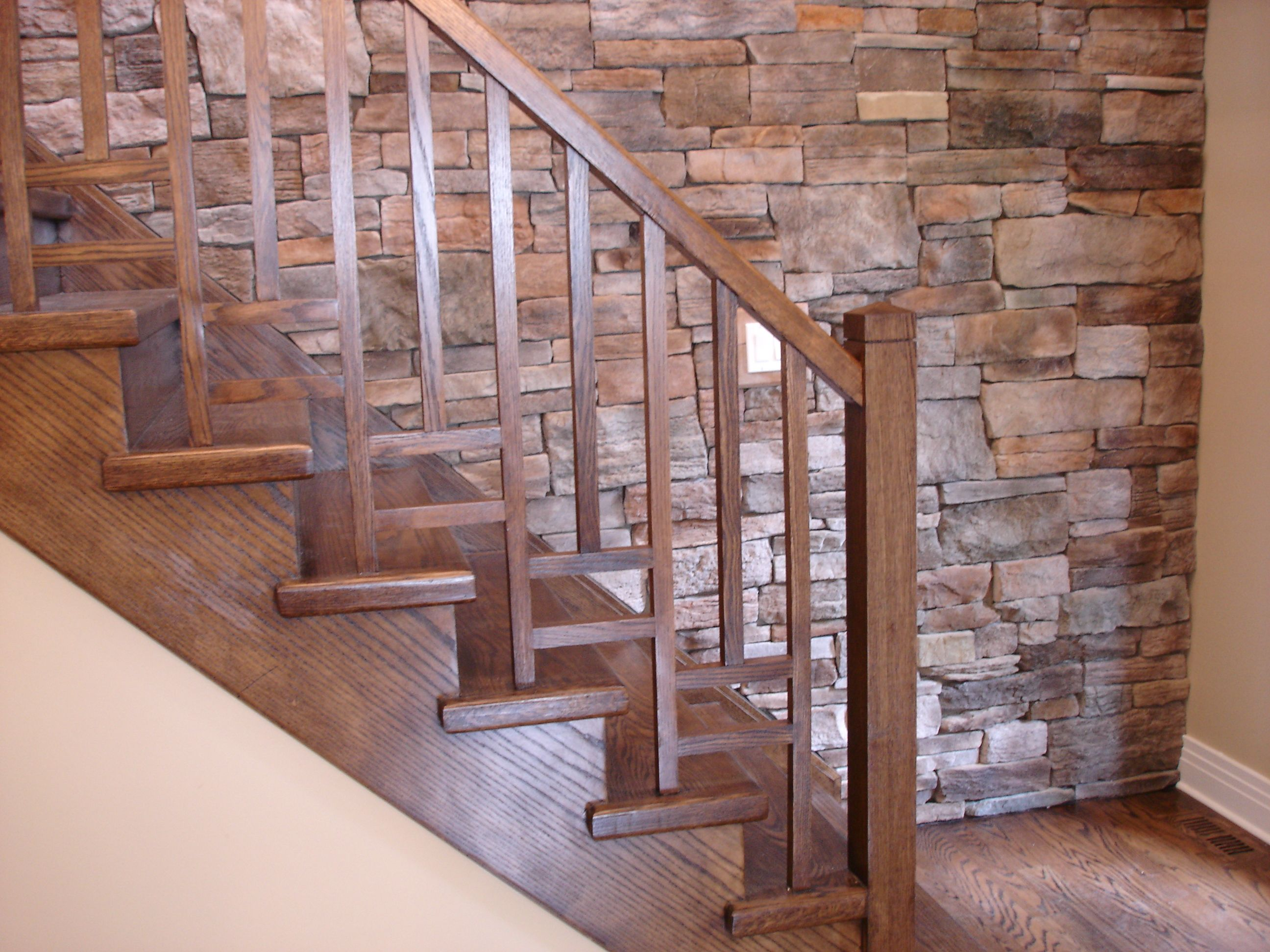 Modern Interior Stair Railings | Mestel brothers stairs rails inc ...