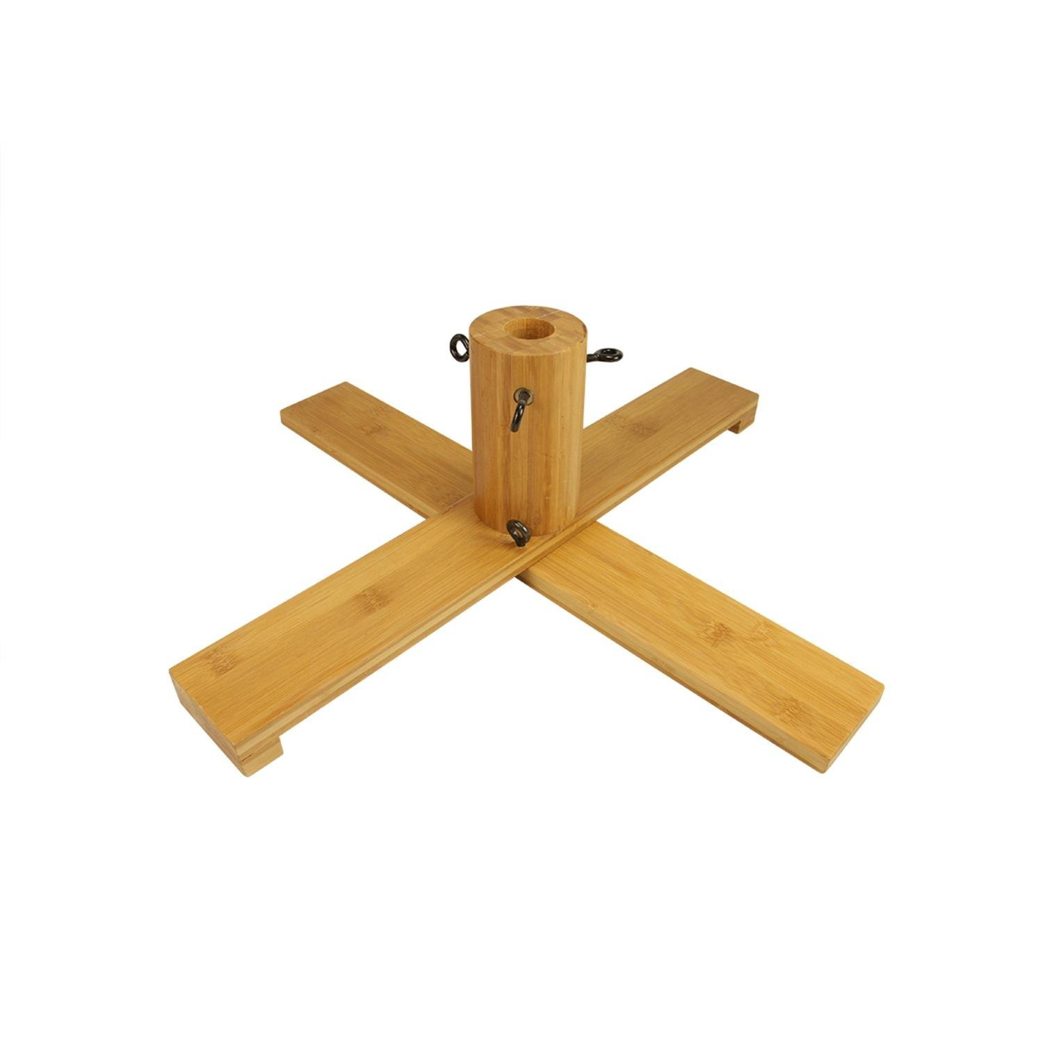 Wooden stands photo