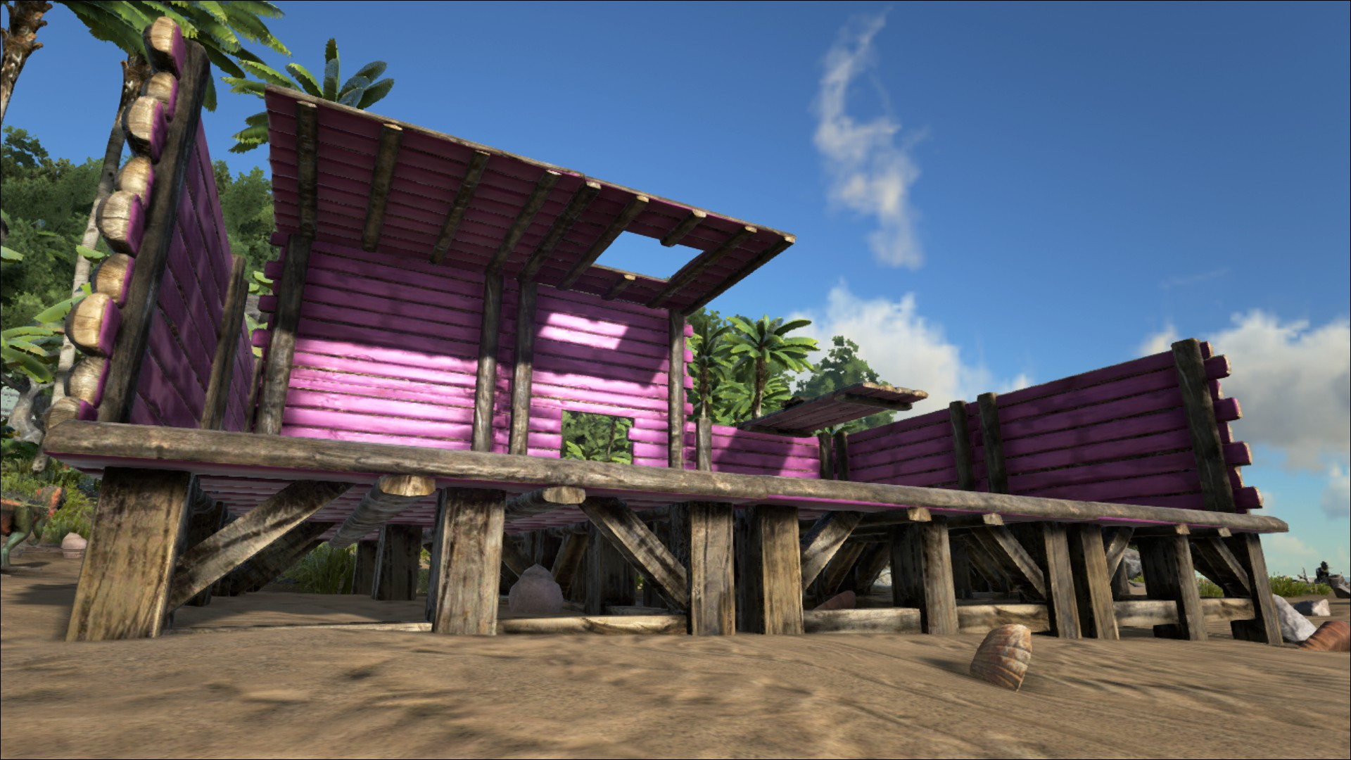 Wooden Wall - Official ARK: Survival Evolved Wiki