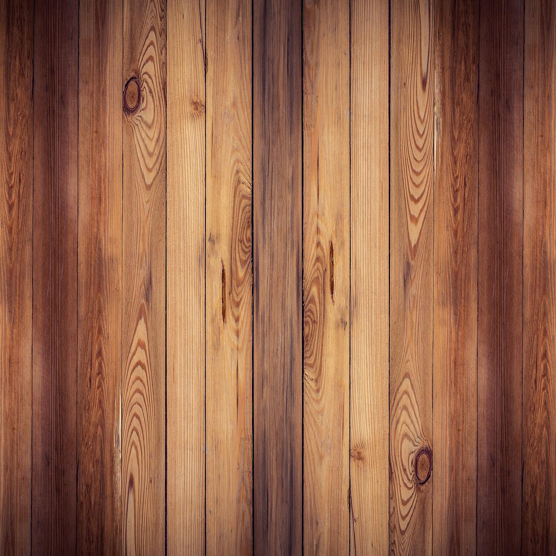 Vertical Wooden Planks Wallpaper | Wall Decor