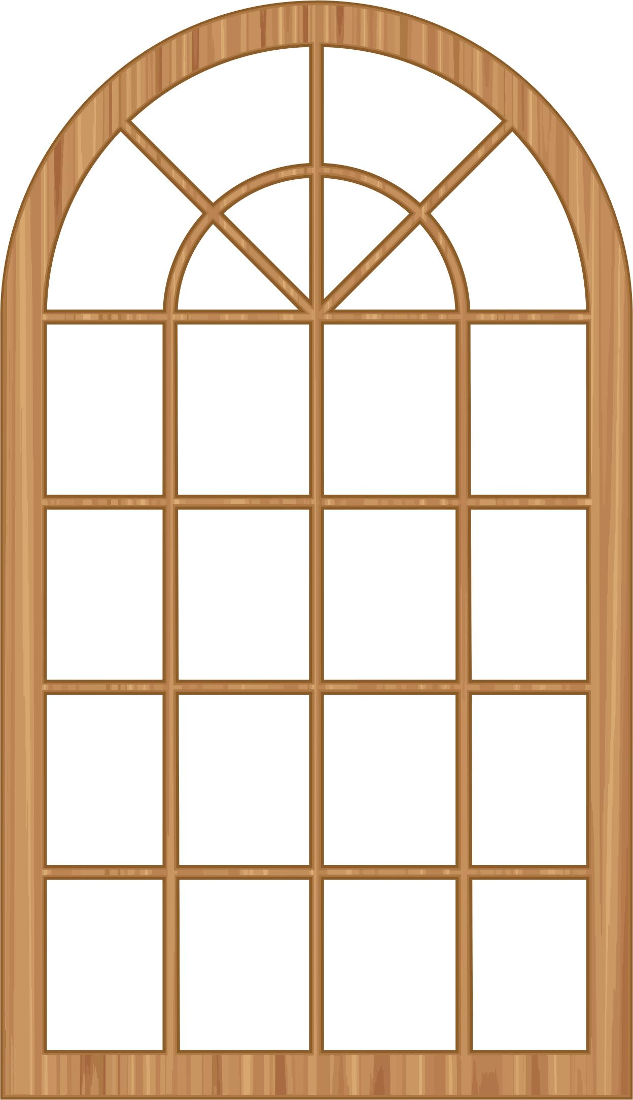 Wooden Window Frame Icons PNG - Free PNG and Icons Downloads