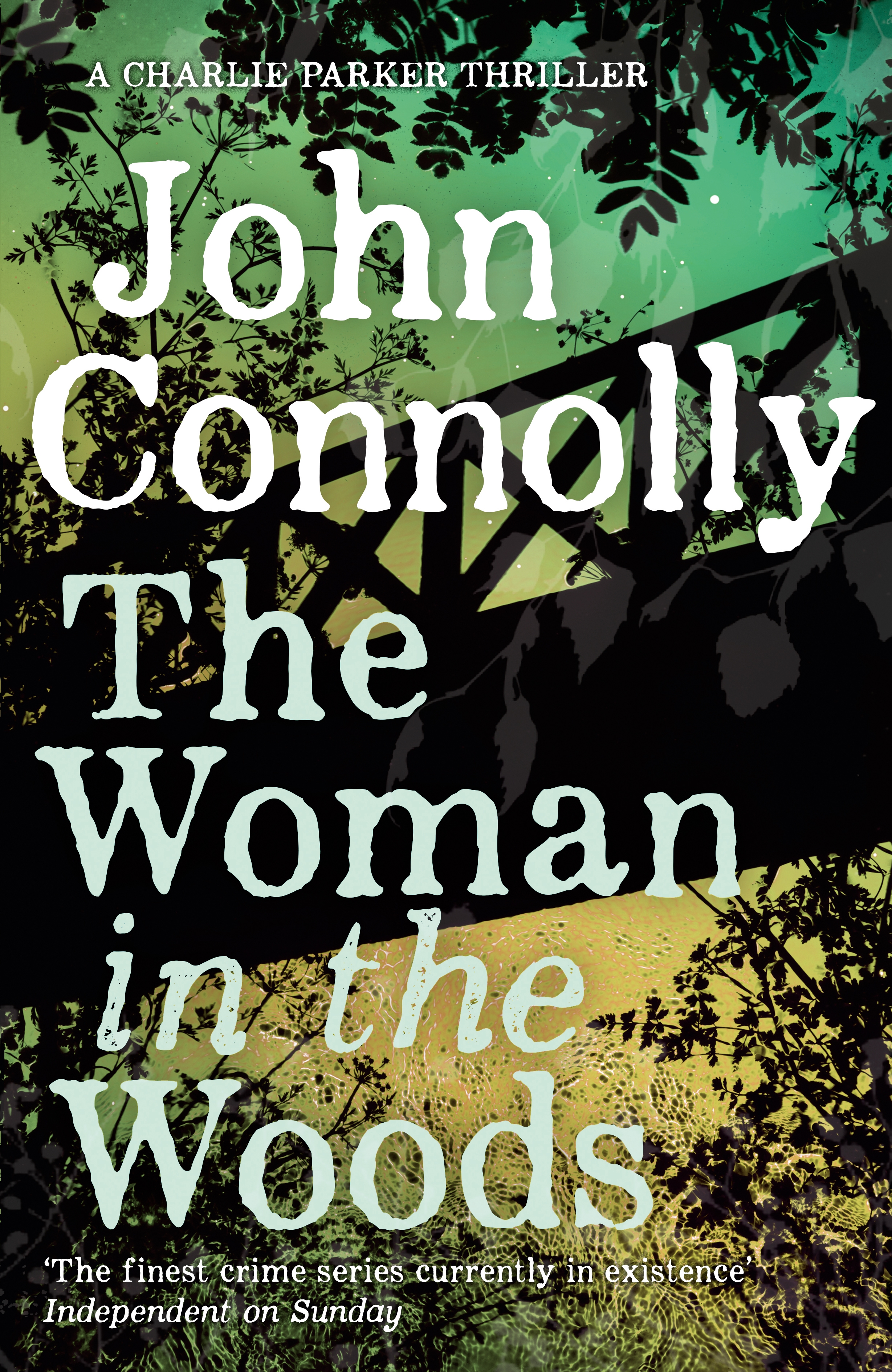 Woman In The Woods TPB John Connolly