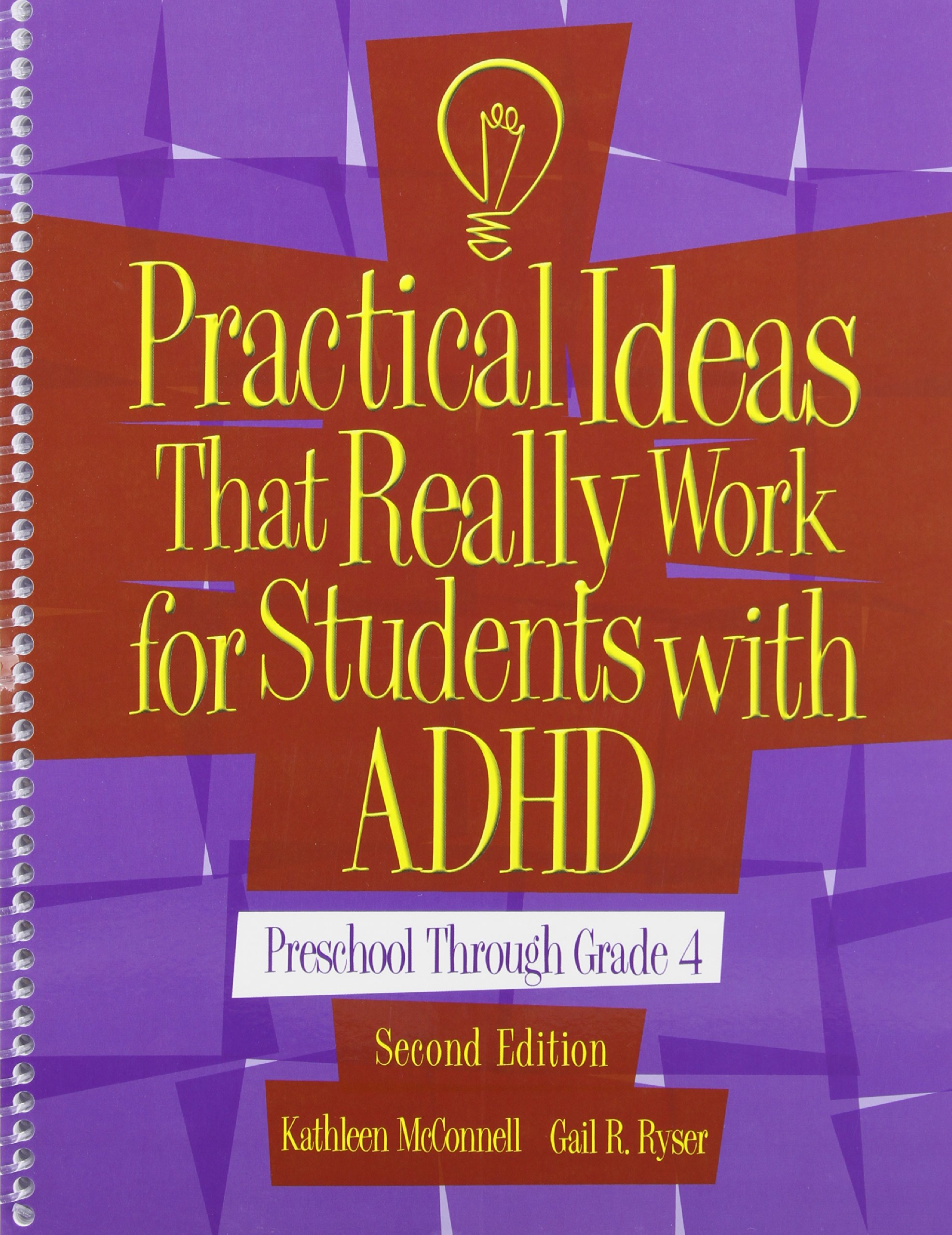 Practical Ideas That Really Work for Students with ADHD: Preschool ...