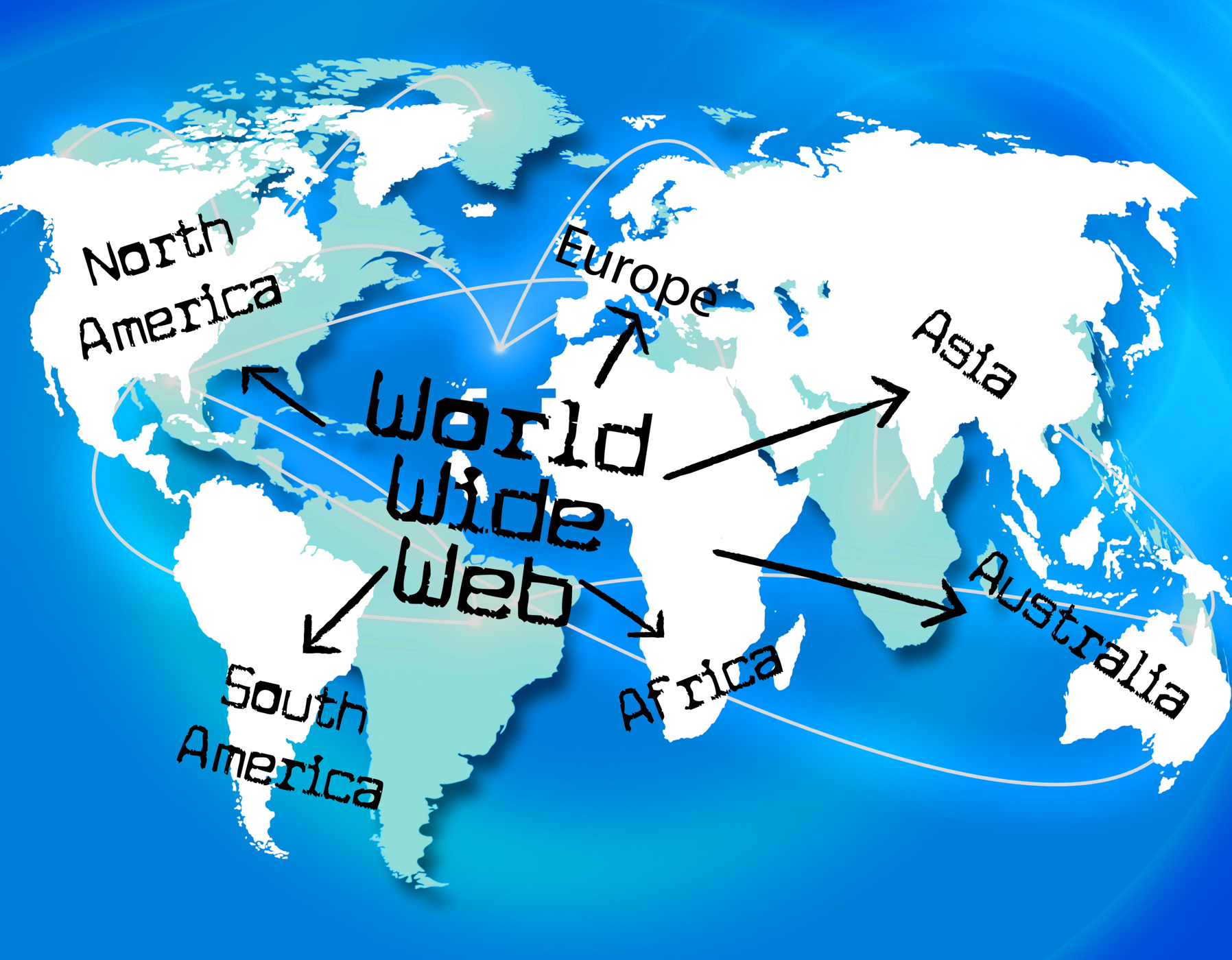 World wide web shows searching globalize and online photo