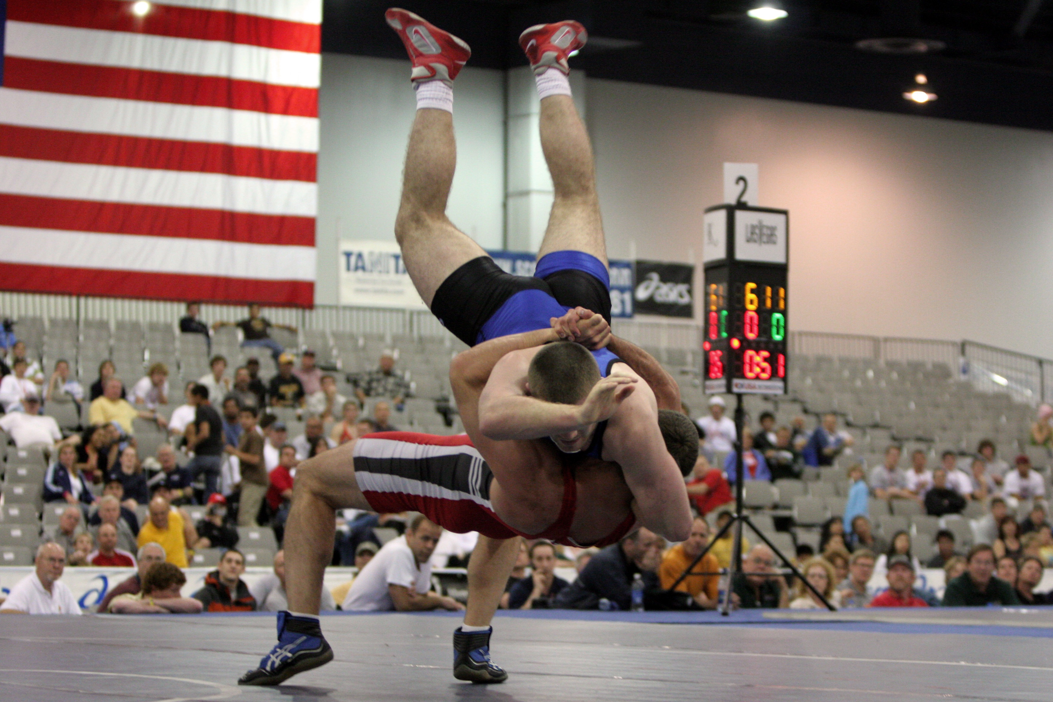 Wrestling Ring, Activity, Athlete, Olympic, Ring, HQ Photo